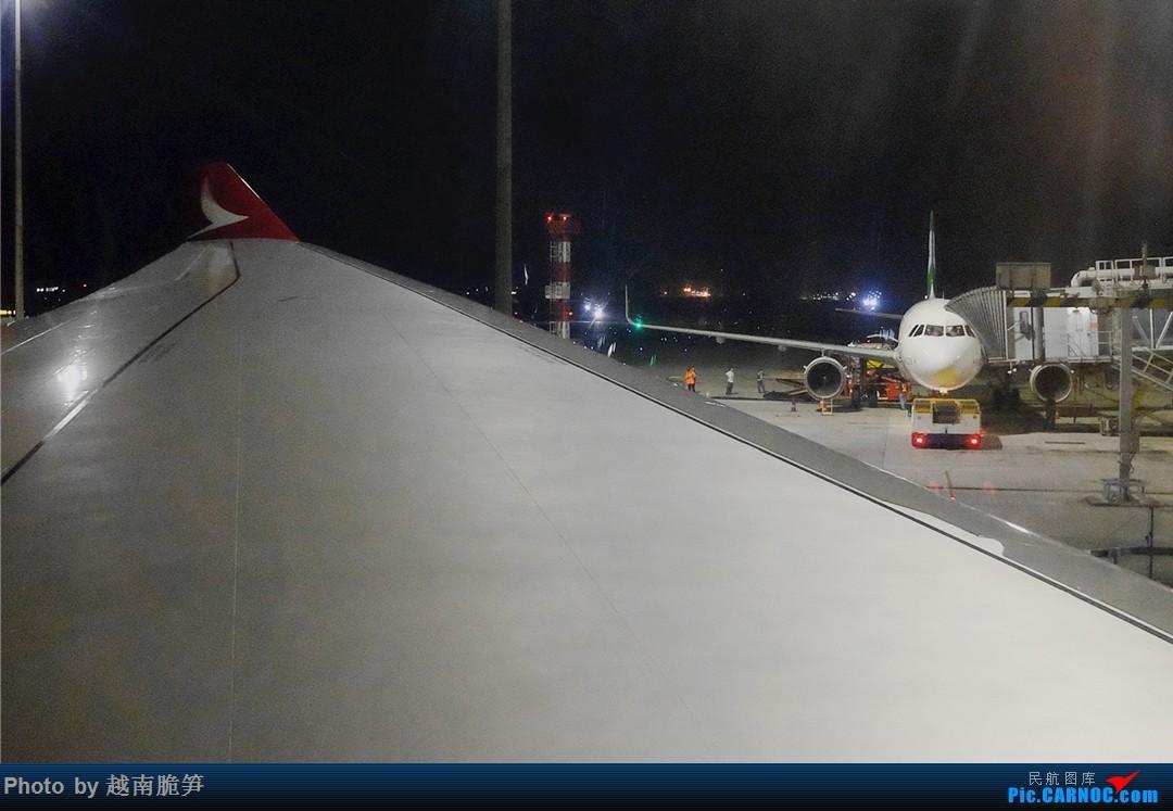 Re:[原创]多事之秋在地中海——国泰航空伴我行 AIRBUS A330-300  HKG