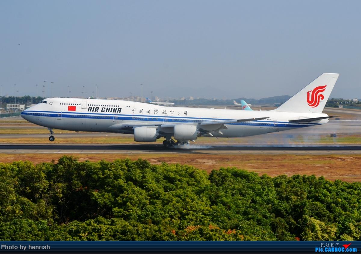 【肥威的CAN】11月27日,西跑拍机,好货多多。【 广东青少年拍机小队】【广州,你好!】 BOEING 747-8I B-2480 中国广州白云国际机场