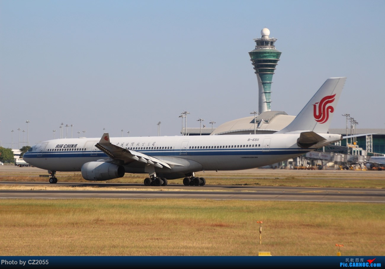Re:[原创]【广东青少年拍机小队】【CZ2055】临时起意的拍机,大土堆打卡。 AIRBUS A330-300 B-6511 中国广州白云国际机场