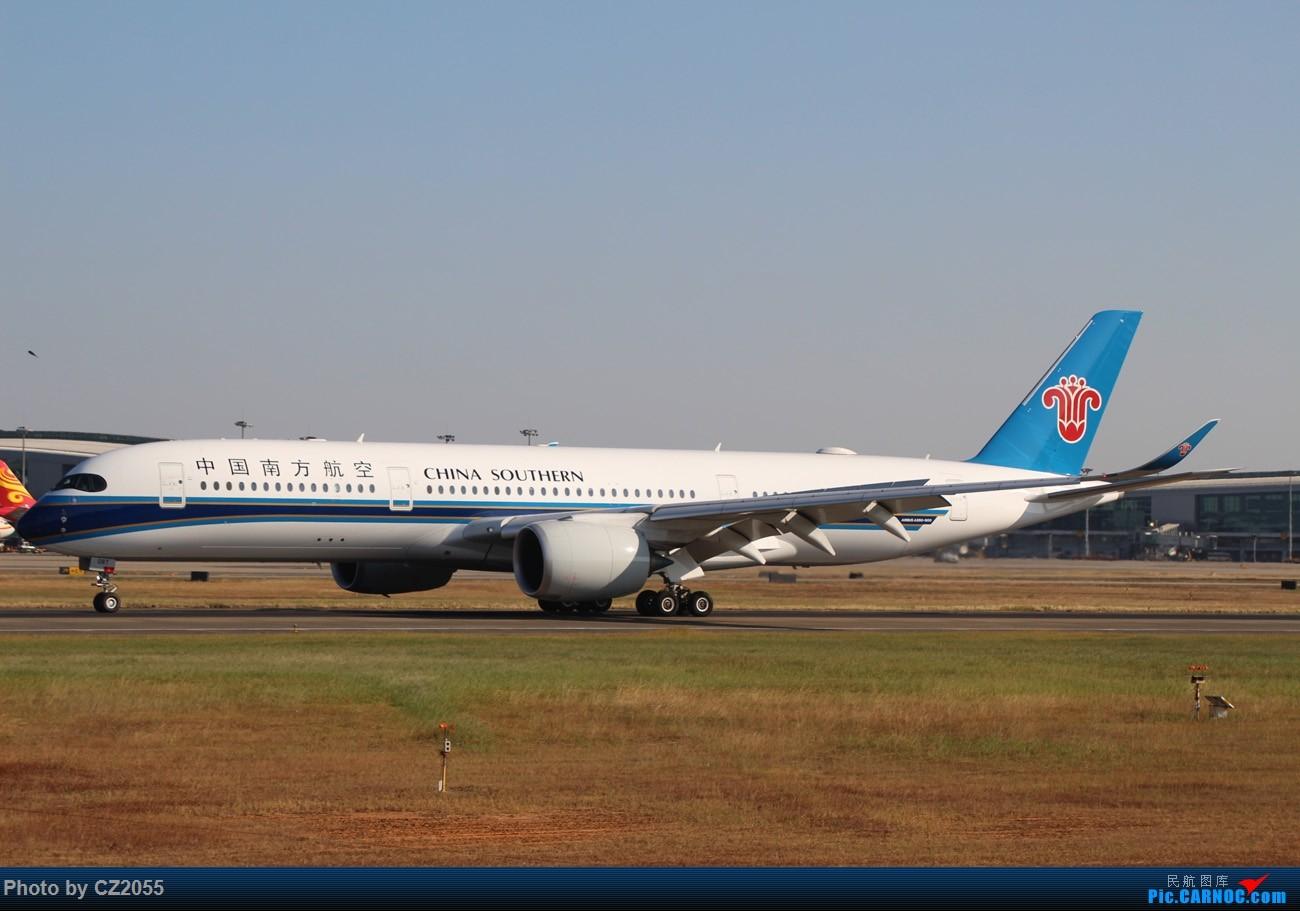 Re:[原创]【广东青少年拍机小队】【CZ2055】临时起意的拍机,大土堆打卡。 AIRBUS A350-900 B-308T 中国广州白云国际机场