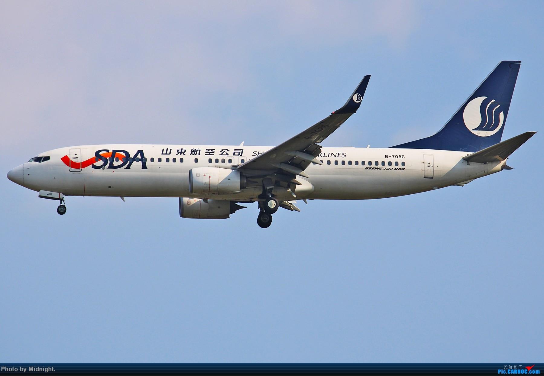 Re:[原创]「全是大渣片」超冷门机场WUS BOEING 737-800 B-7086 中国武夷山机场
