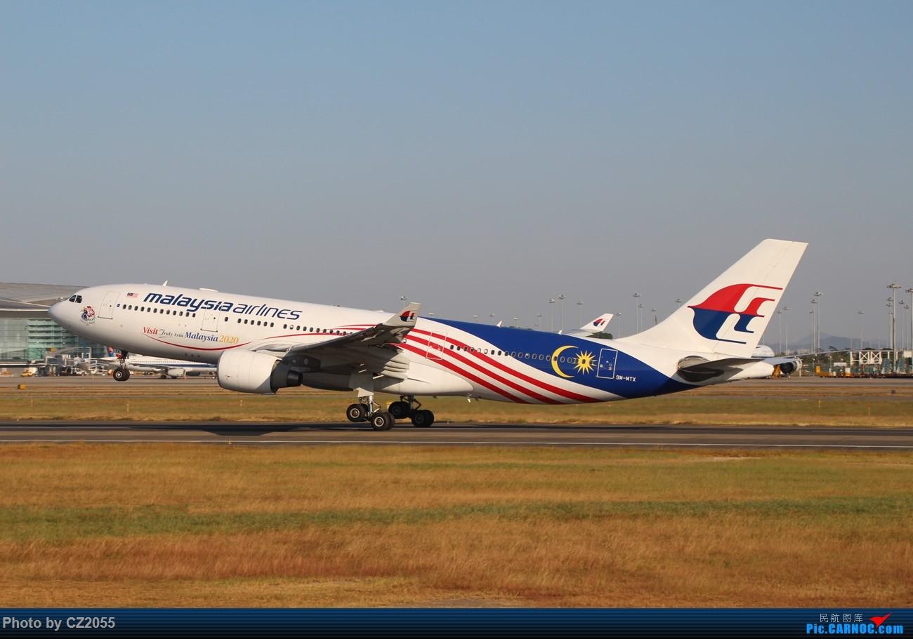 Re:[原创]【广东青少年拍机小队】【CZ2055】临时起意的拍机,大土堆打卡。 AIRBUS A330-200 9M-MTX 中国广州白云国际机场