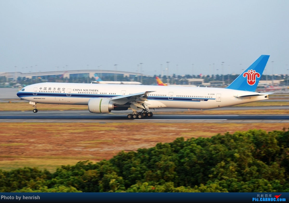Re:[原创]【肥威的CAN】11月27日,西跑拍机,好货多多。【 广东青少年拍机小队】【广州,你好!】 BOEING 777-300ER B-20DM 中国广州白云国际机场