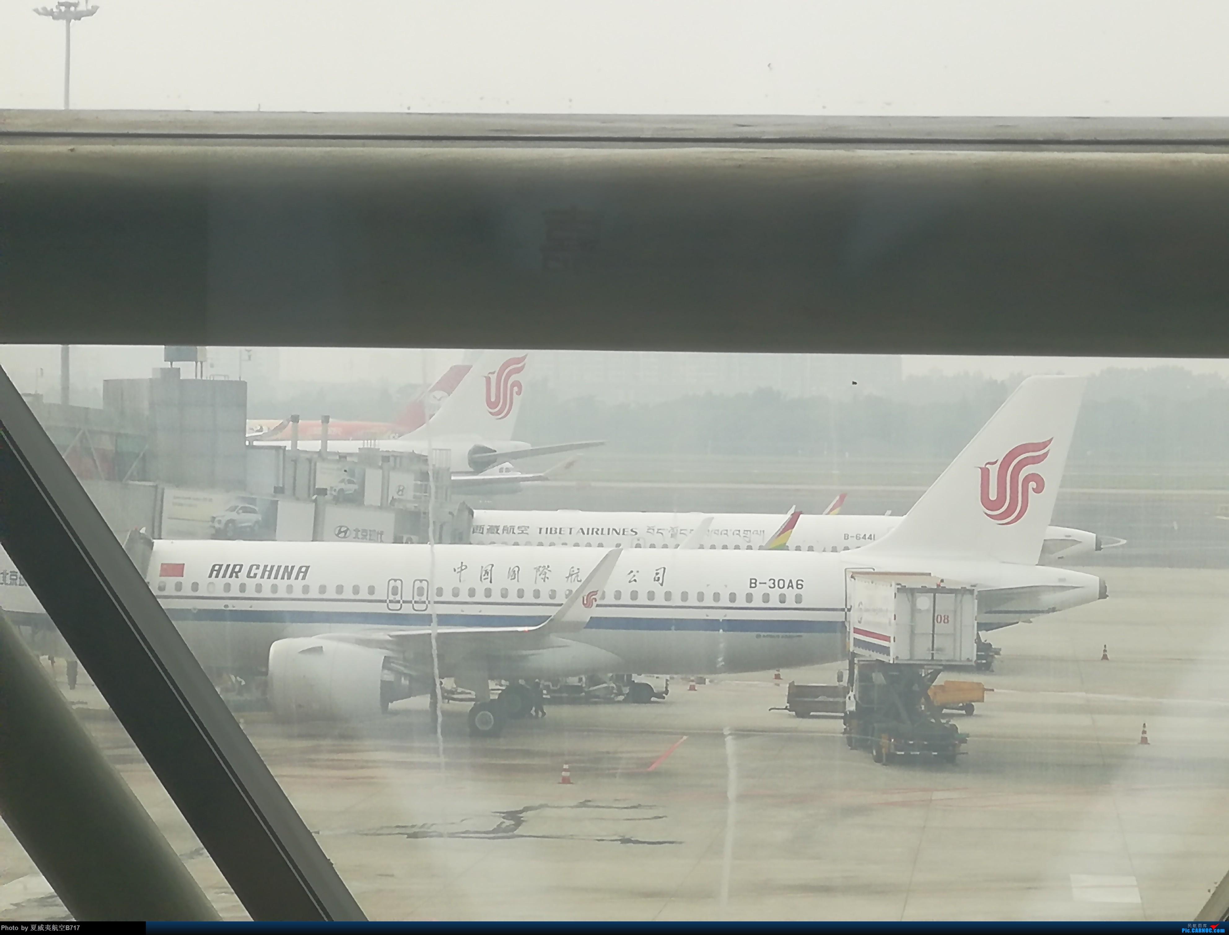 [原创]国航320B30A6 A320 B30A6 CTU