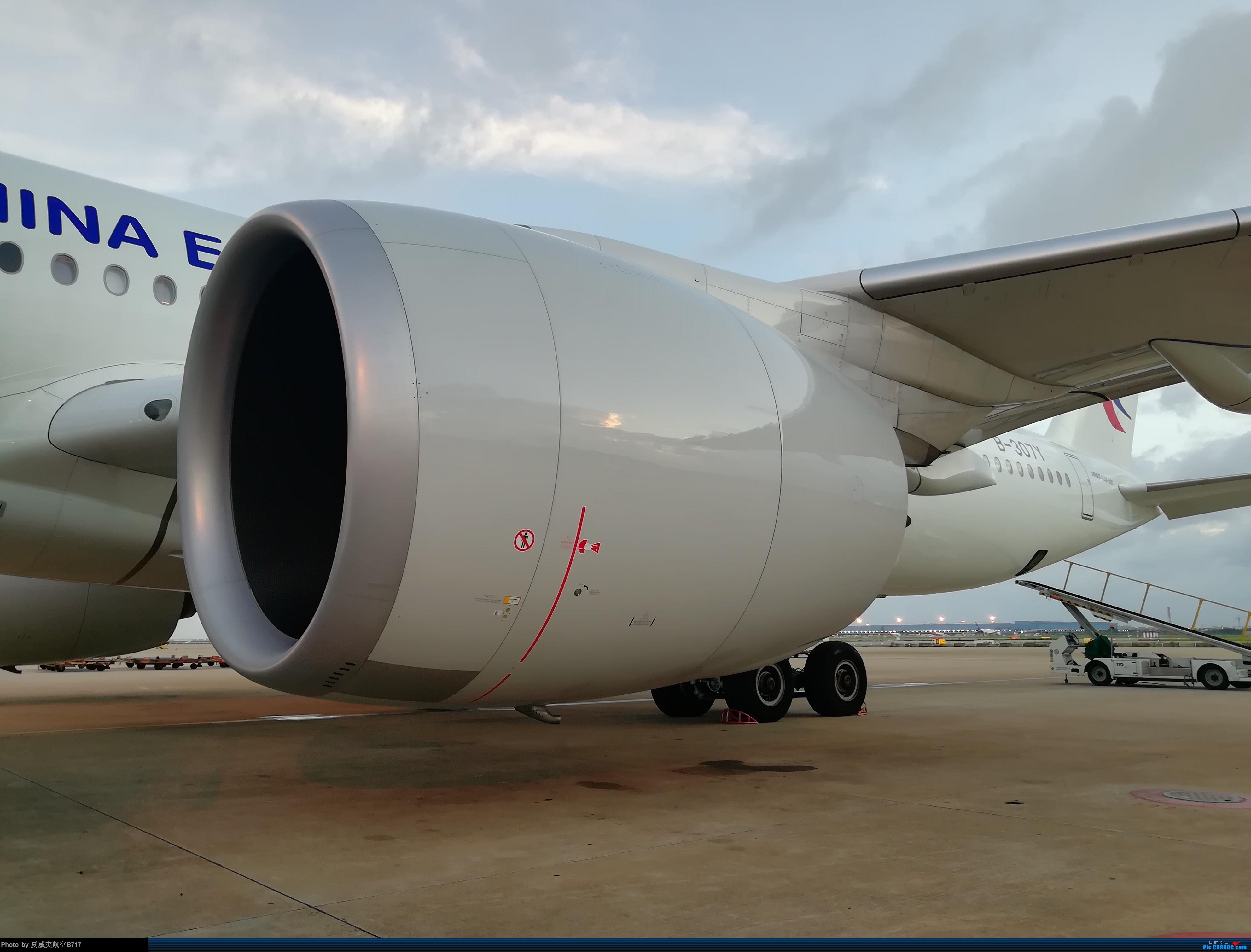 [原创]东方航空A350 A350-900 B407Y 上海浦东机场