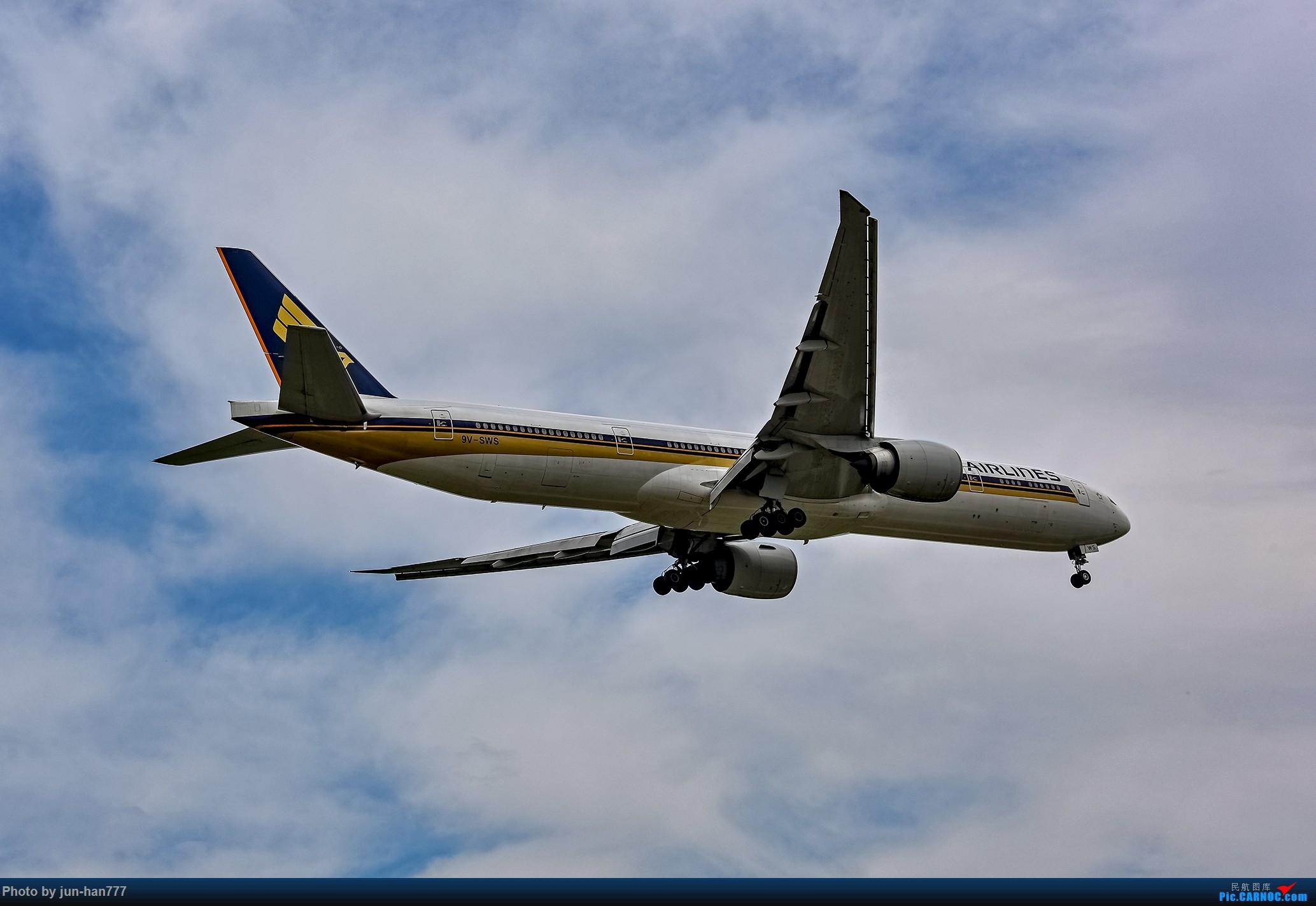 Re:[原创]外航 BOEING 777