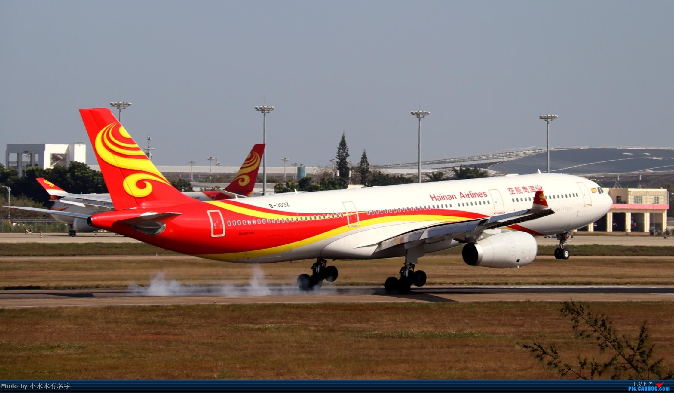 Re:[原创]2019冬天的海口美兰 AIRBUS A330-300 B-303Z 中国海口美兰国际机场