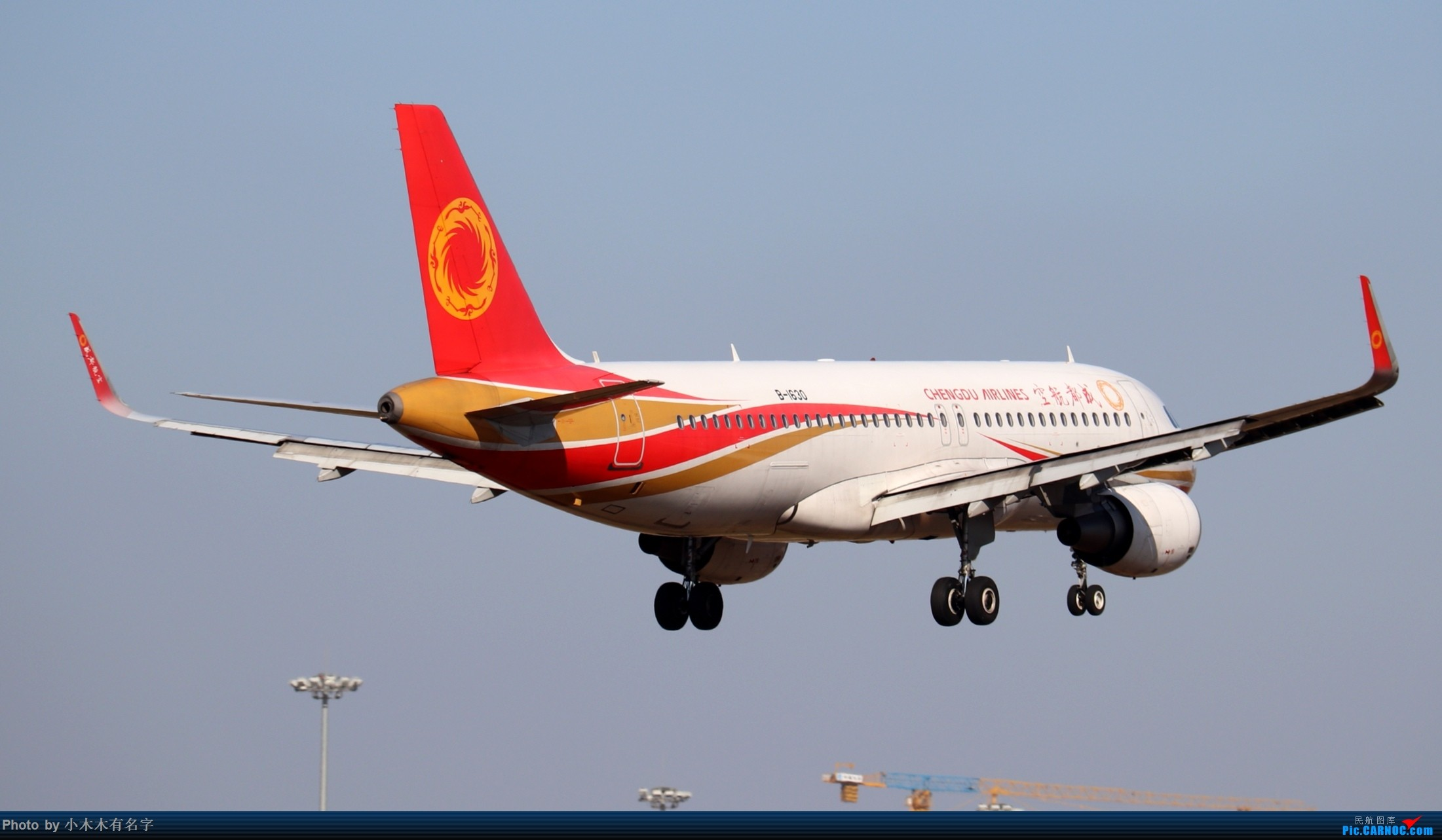 Re:[原创]2019冬天的海口美兰 AIRBUS A320-200 B-1630 中国海口美兰国际机场