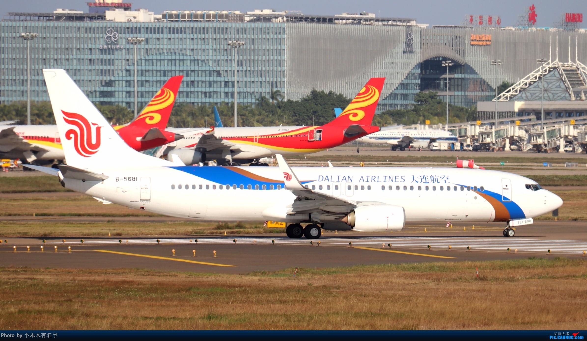Re:[原创]2019冬天的海口美兰 BOEING 737-800 B-5681 中国海口美兰国际机场