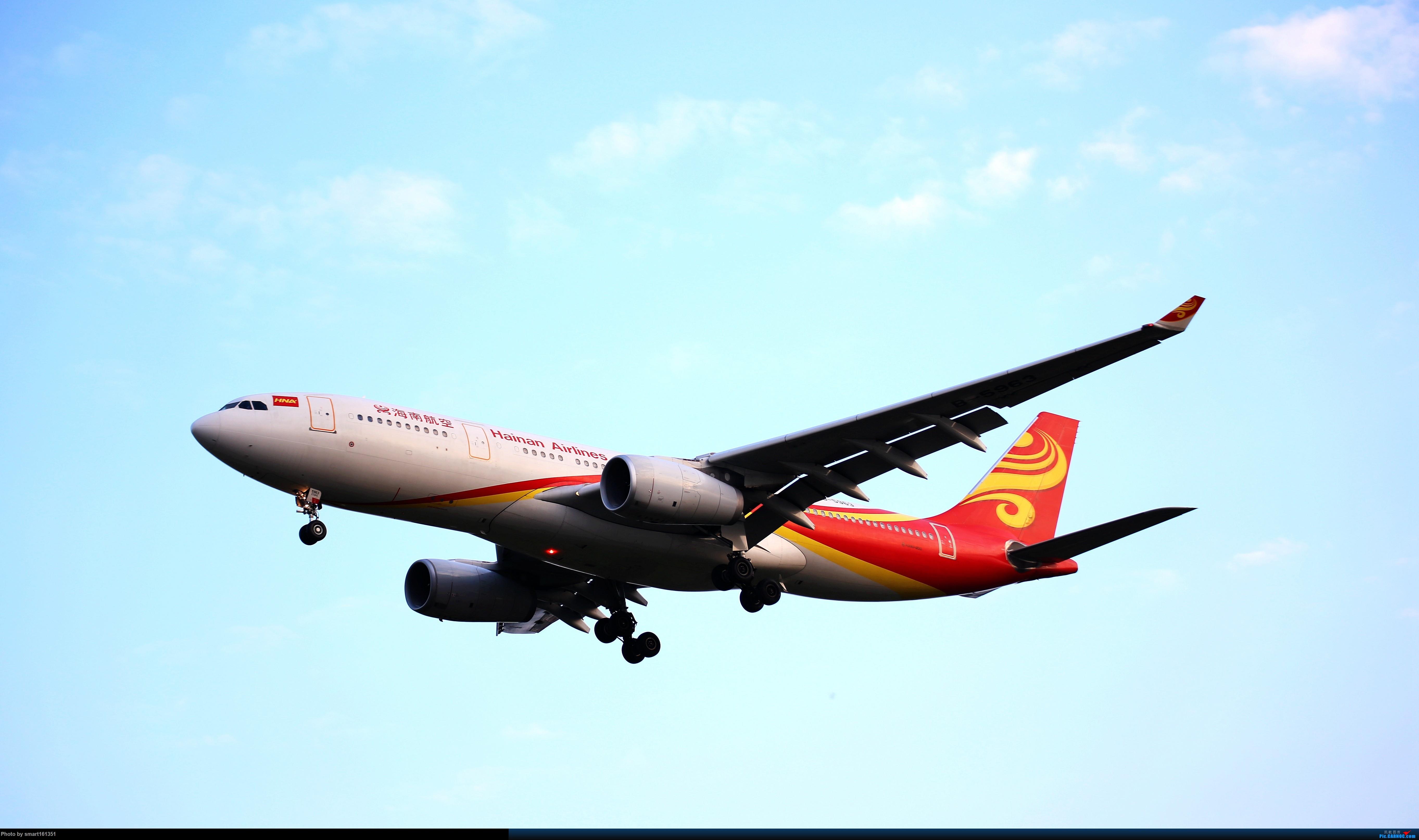 Re:[原创]白云机场西跑试手 AIRBUS A330-200 B-5963 广州白云机场