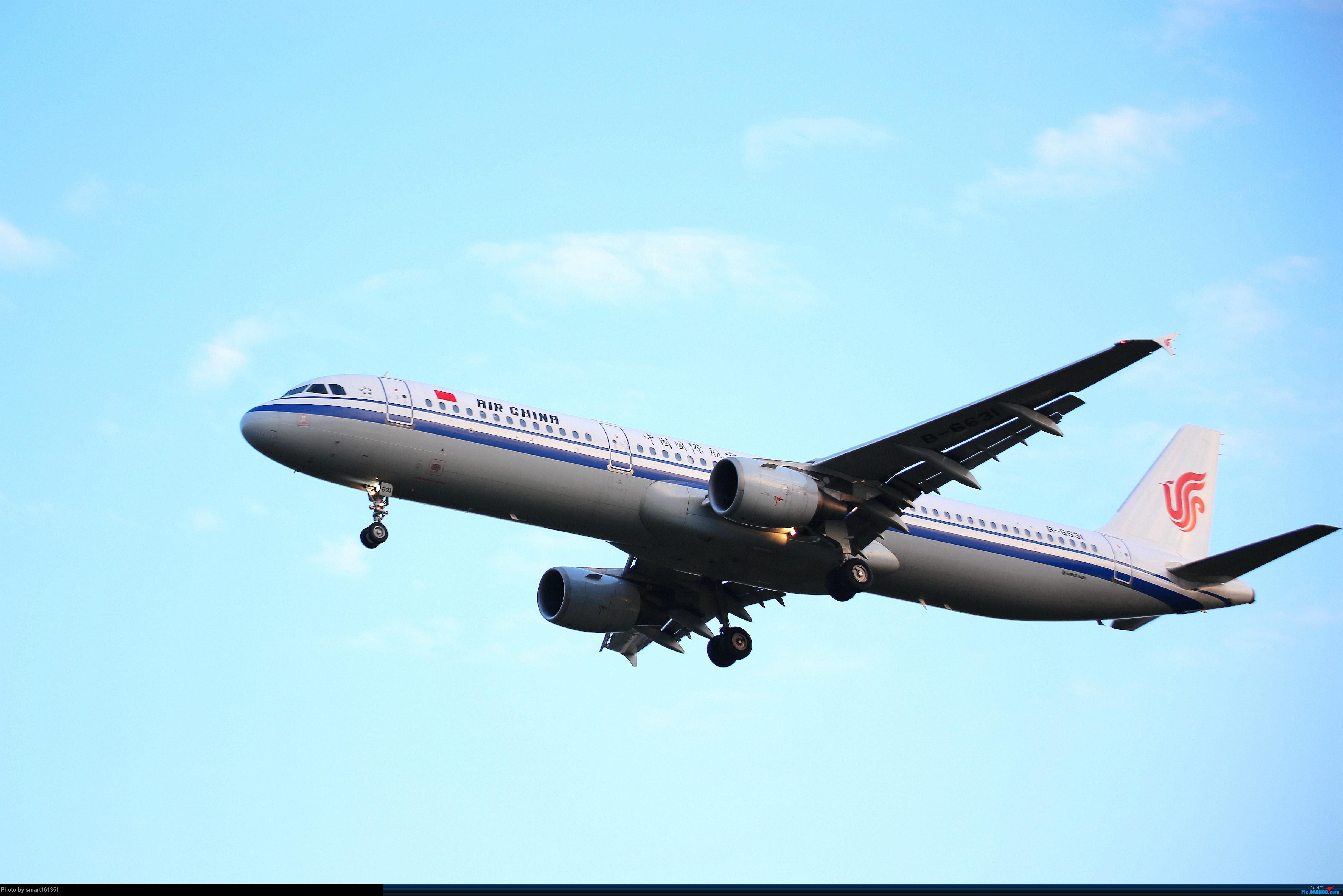 Re:[原创]白云机场西跑试手 AIRBUS A321-200 B-6631 广州白云机场