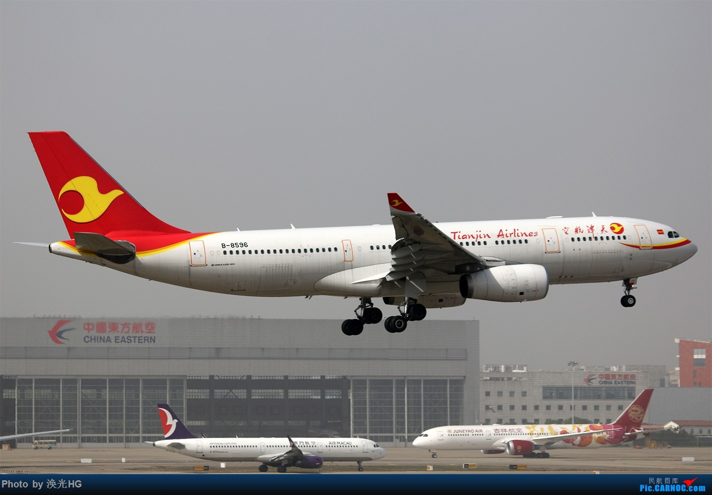 Re:[原创]最近几次在虹桥的图 AIRBUS A330-200 B-8596 中国上海虹桥国际机场
