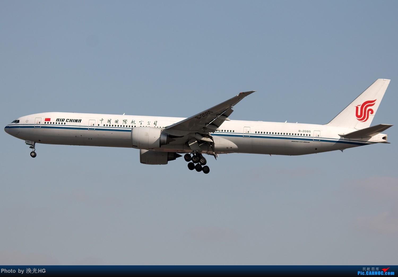 Re:[原创]最近几次在虹桥的图 BOEING 777-300ER B-2085 中国上海虹桥国际机场