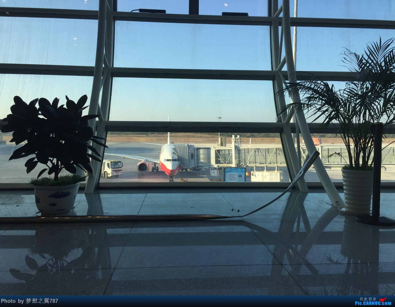 Re:[原创]打卡赣州黄金机场,以及体验8L祥鹏航空 BOEING 737-800 B-6016 中国赣州黄金机场