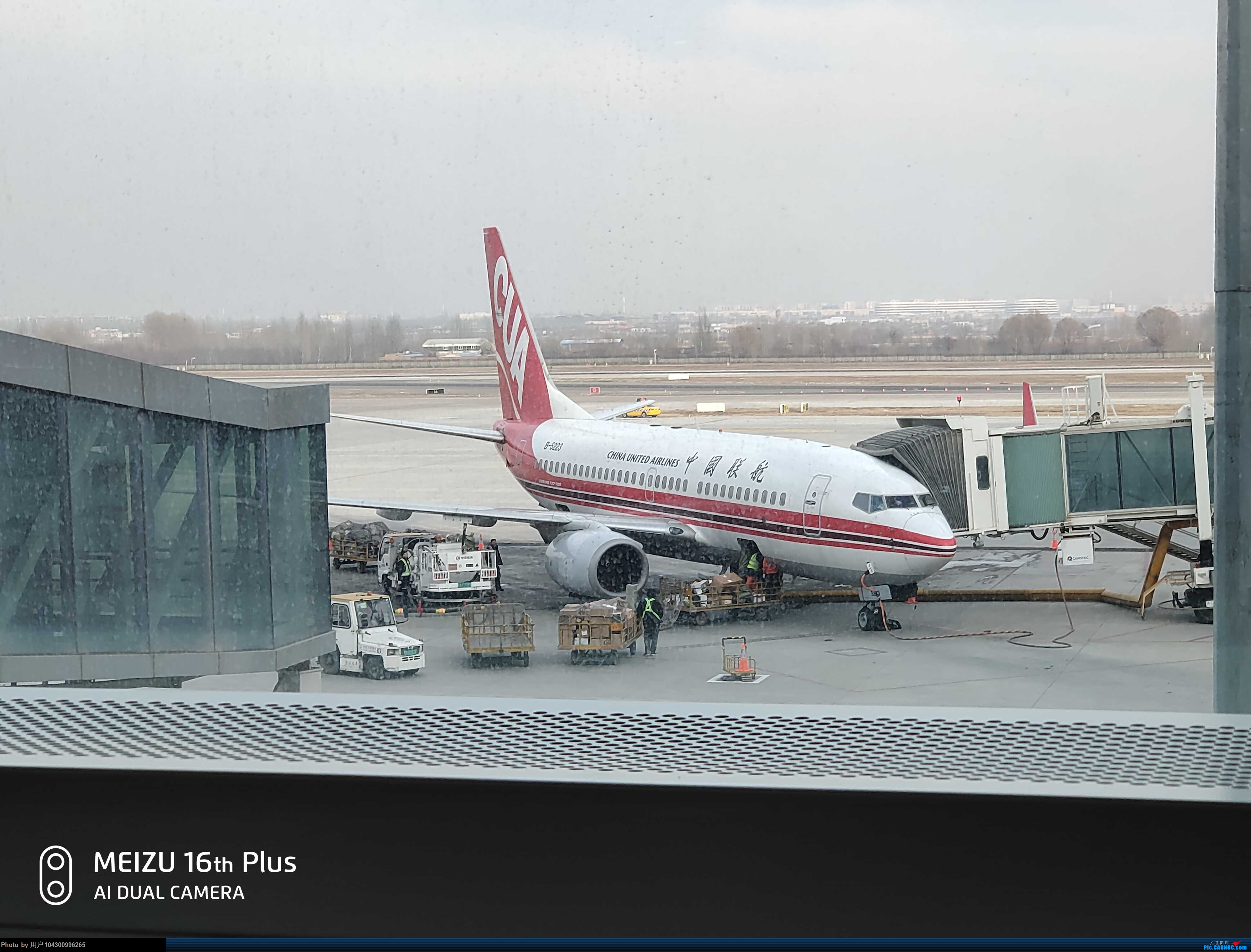 Re:[原创]DM游记之AQ&TV贵阳-兰州往返 BOEING 737-700 B-5223 中国兰州中川国际机场