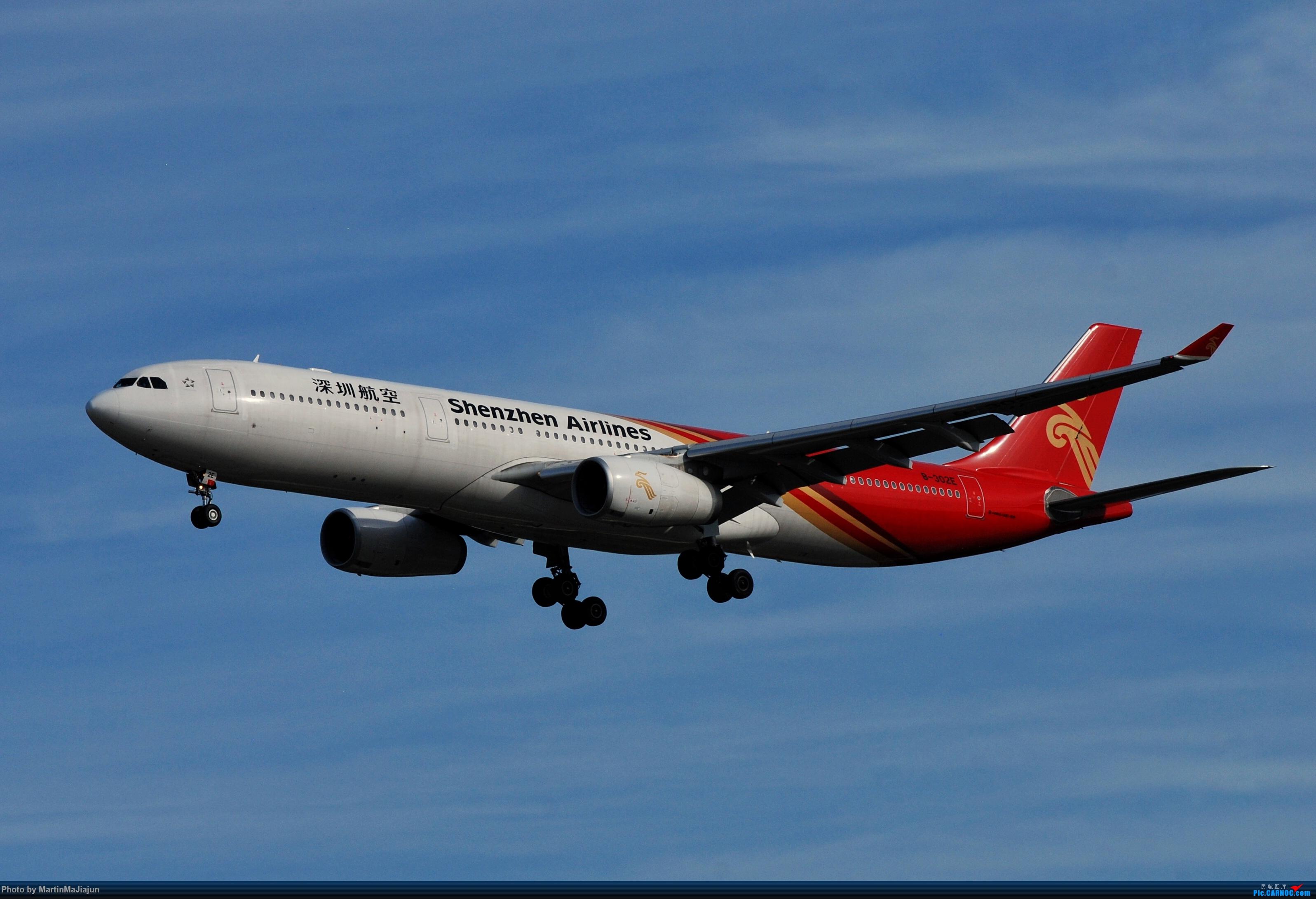 Re:八卦台拍机 AIRBUS A330-300 B-302E 中国北京首都国际机场