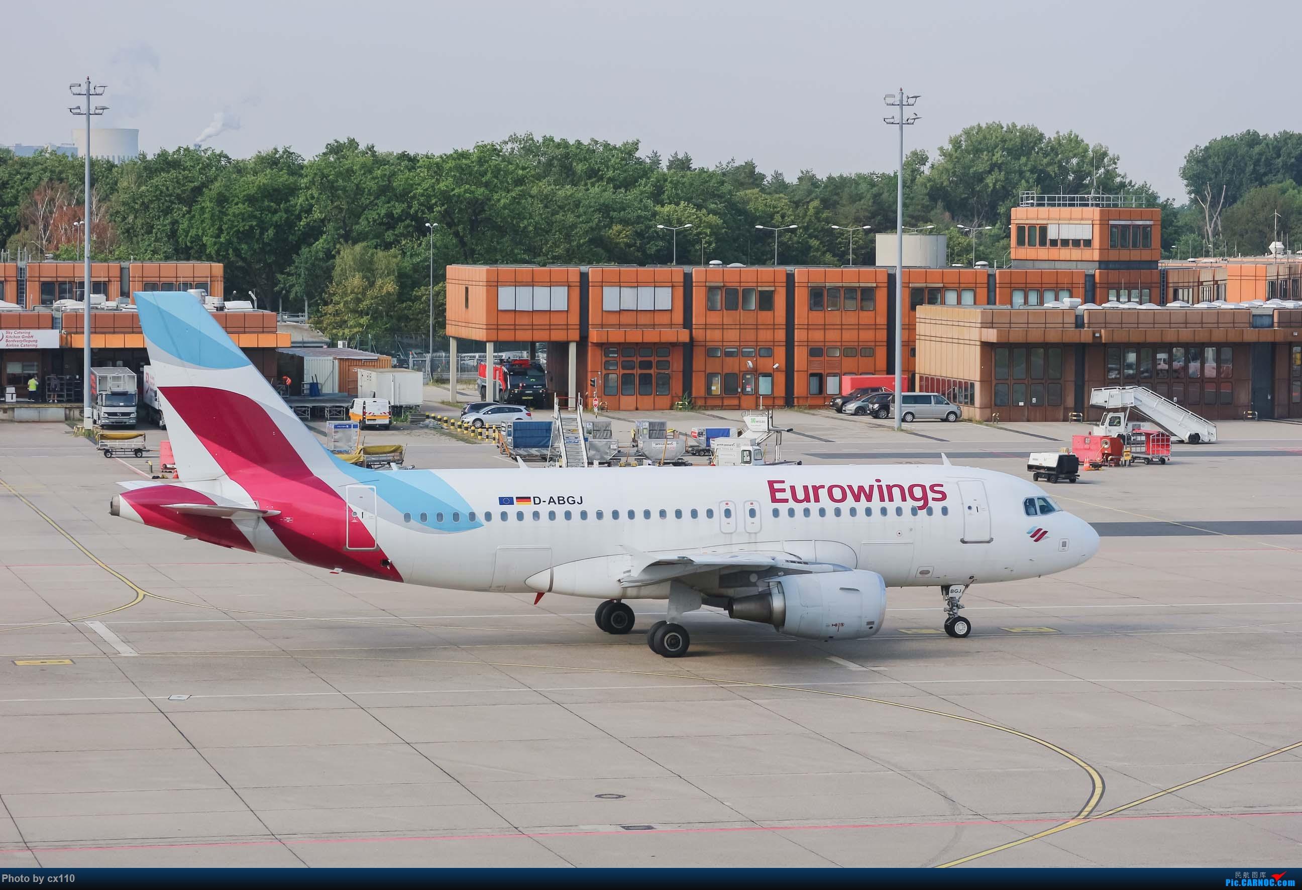 Re:[原创]欧洲机场拍机记-柏林/赫尔辛基/布拉格 AIRBUS A319 D-ABGJ 德国柏林泰格尔机场