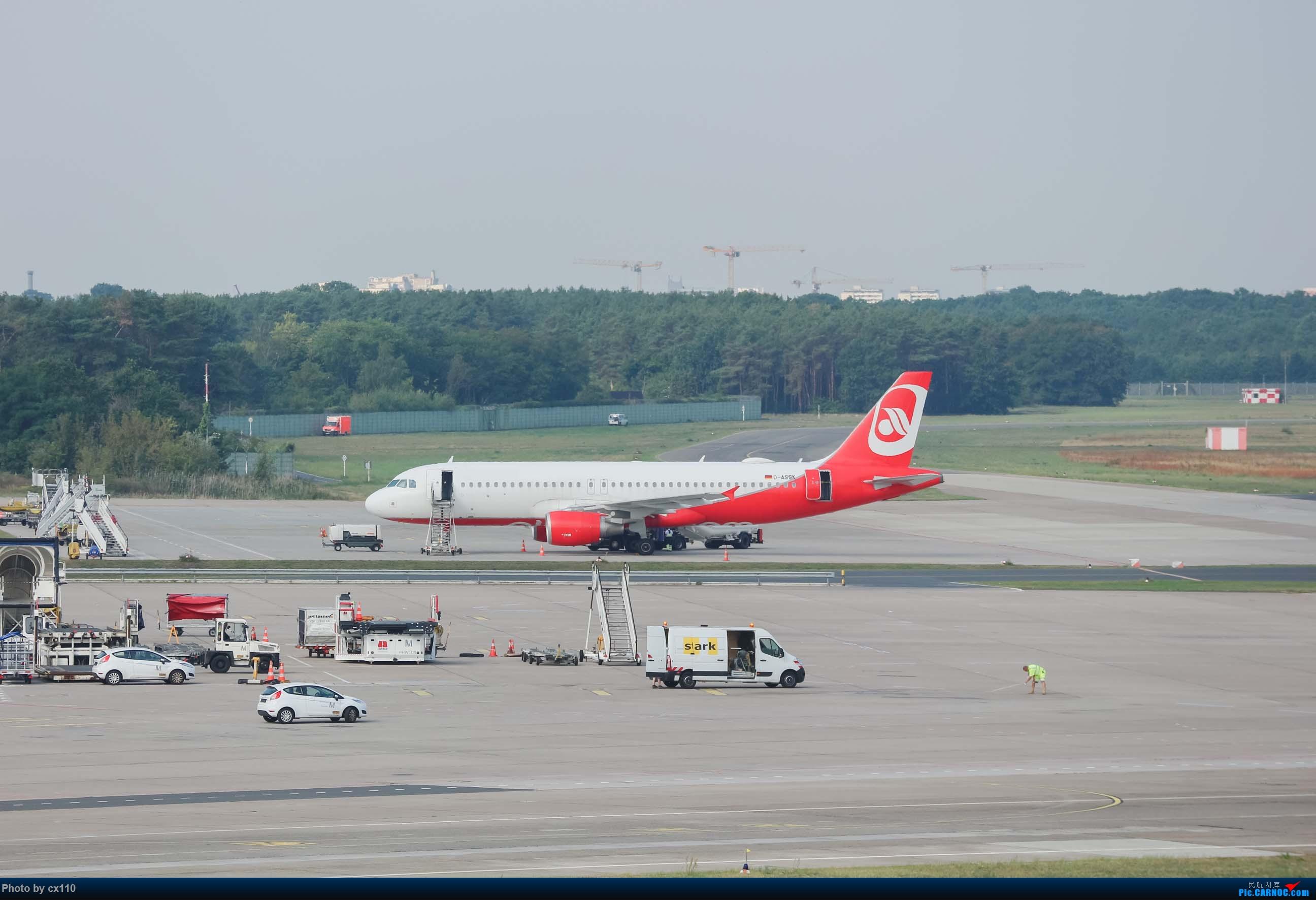 Re:[原创]欧洲机场拍机记-柏林/赫尔辛基/布拉格 AIRBUS A320-200 D-ASGK 德国柏林泰格尔机场