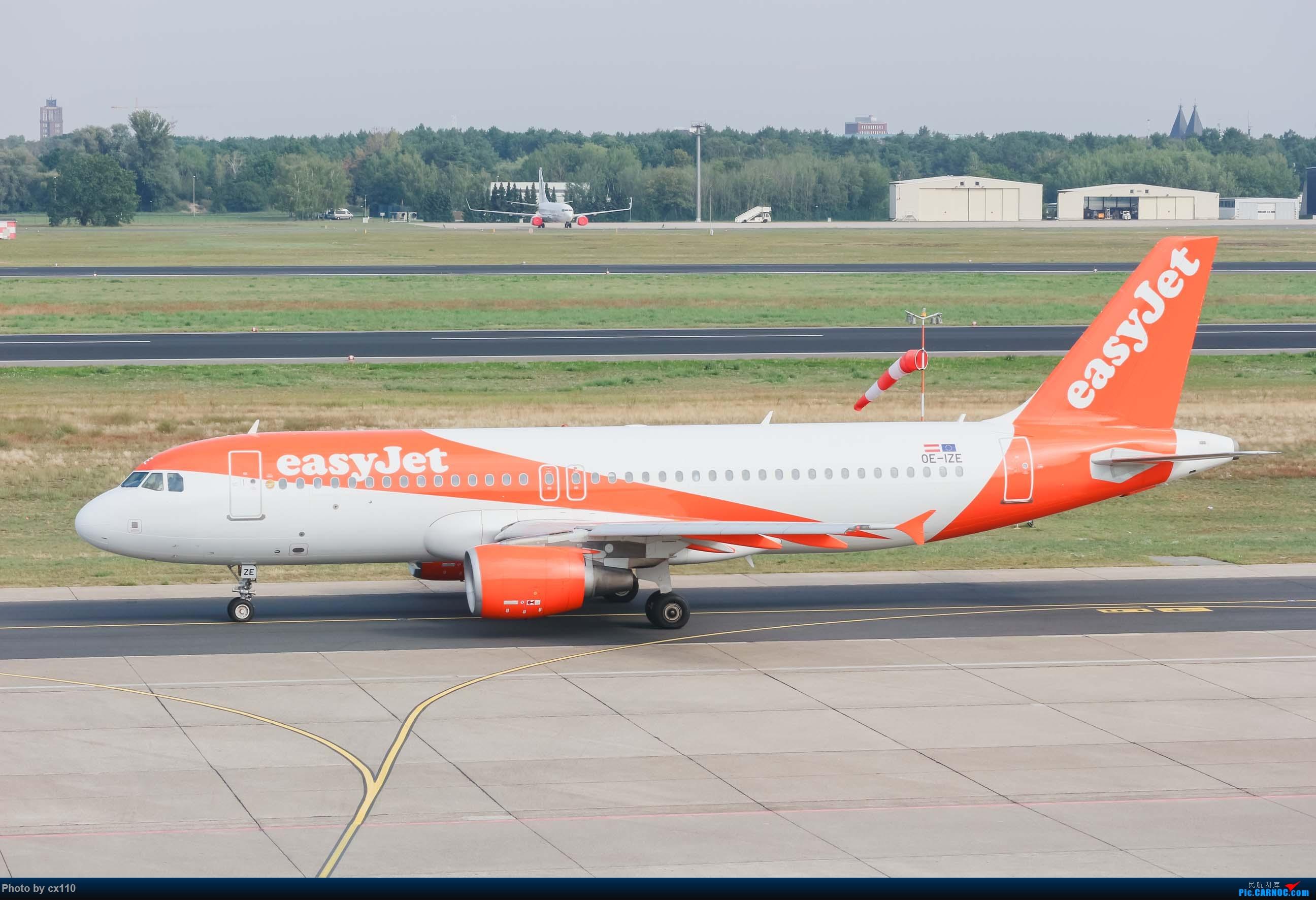 Re:[原创]欧洲机场拍机记-柏林/赫尔辛基/布拉格 AIRBUS A320-200 OE-IZE 德国柏林泰格尔机场