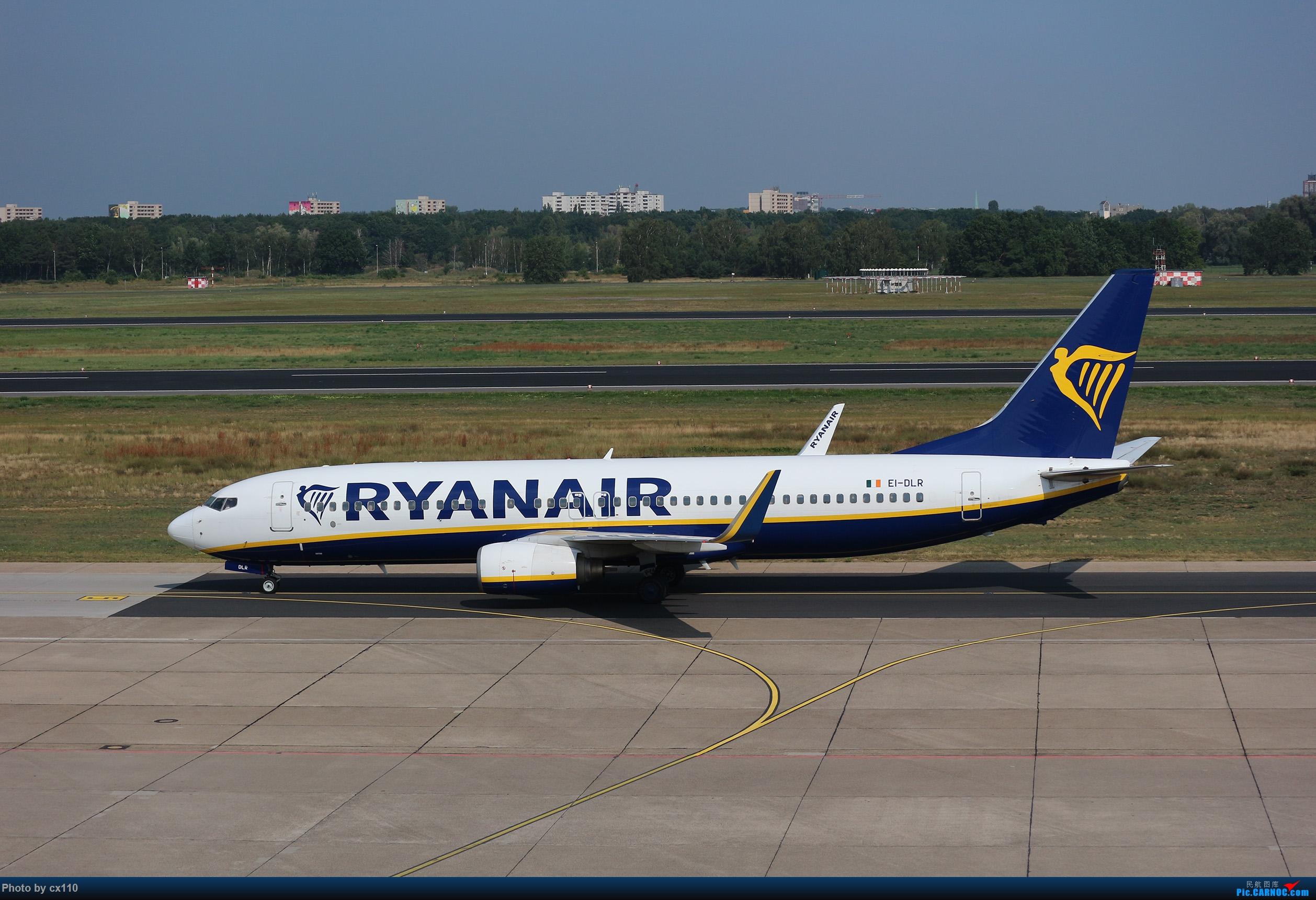 Re:[原创]欧洲机场拍机记-柏林/赫尔辛基/布拉格 BOEING 737-800 EI-DLR 德国柏林泰格尔机场