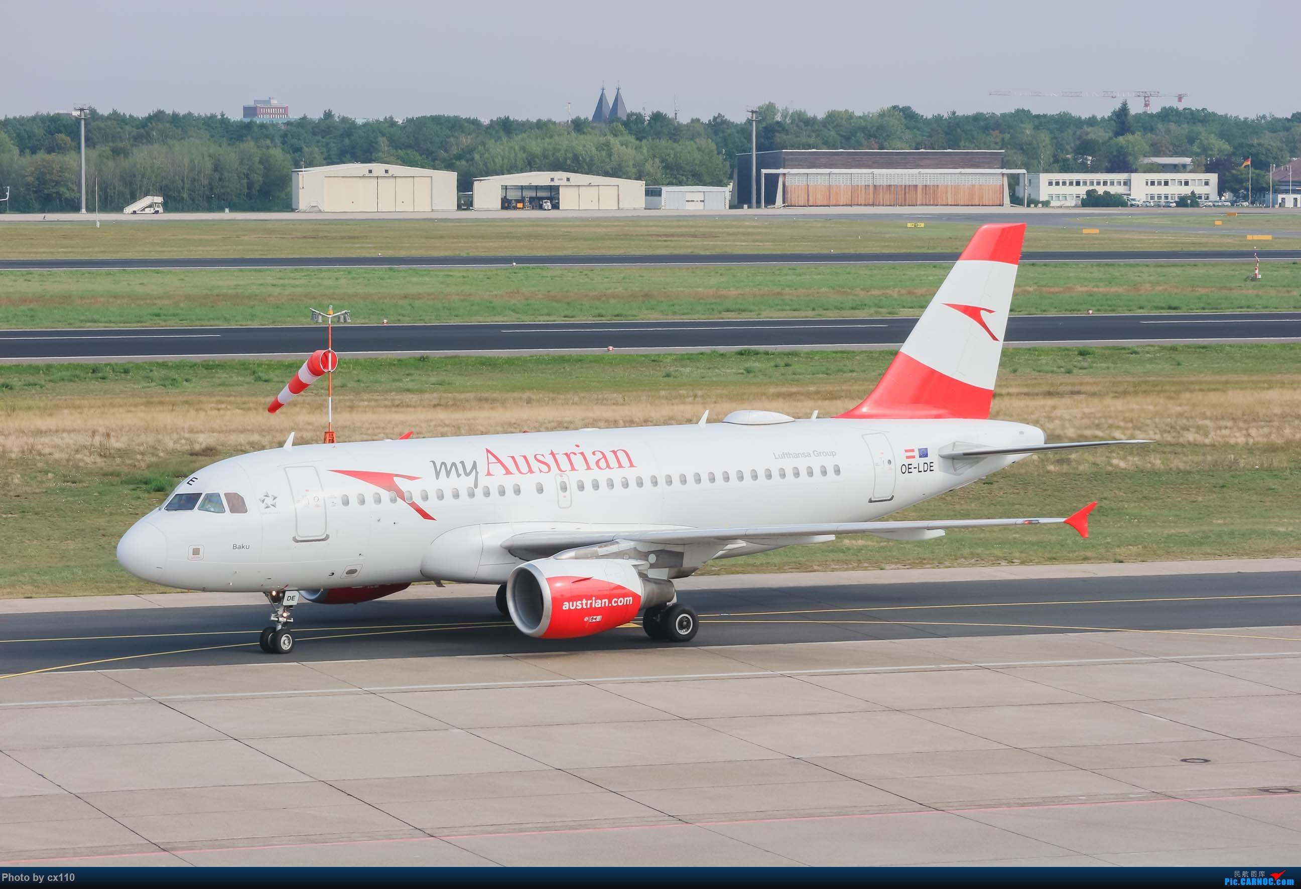Re:[原创]欧洲机场拍机记-柏林/赫尔辛基/布拉格 AIRBUS A319-100 OE-LDE