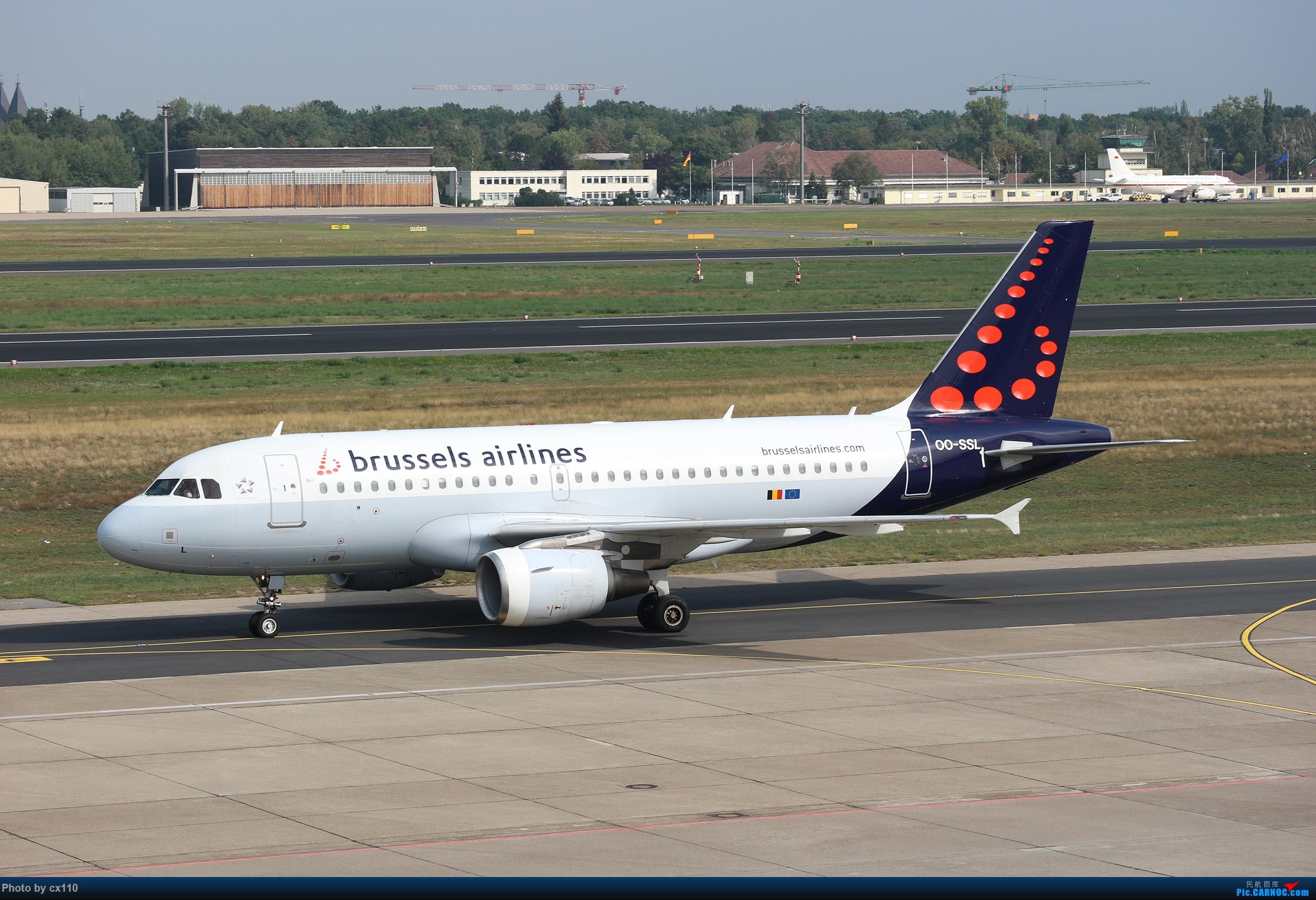 Re:[原创]欧洲机场拍机记-柏林/赫尔辛基/布拉格 AIRBUS A319-100 OO-SSL