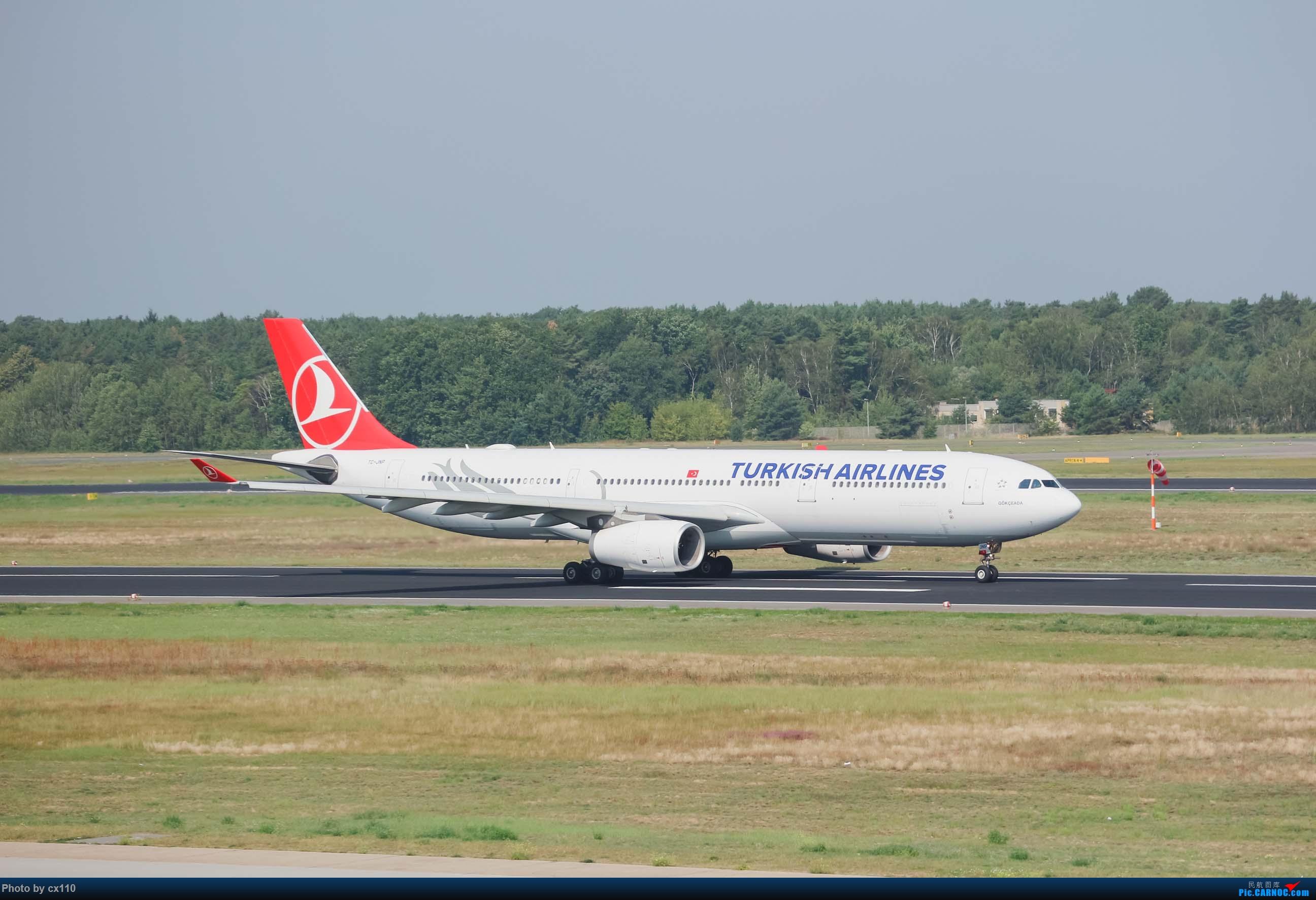 Re:[原创]欧洲机场拍机记-柏林/赫尔辛基/布拉格 AIRBUS A330-300 TC-JNP