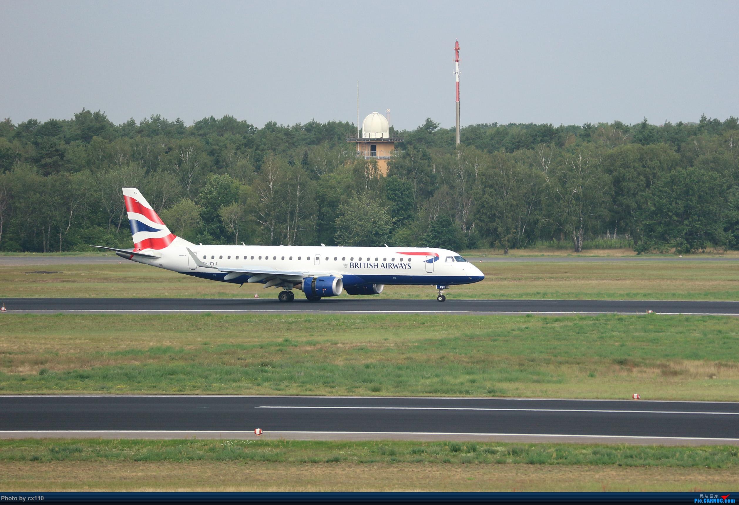Re:[原创]欧洲机场拍机记-柏林/赫尔辛基/布拉格 EMBRAER E-190 G-LCYU