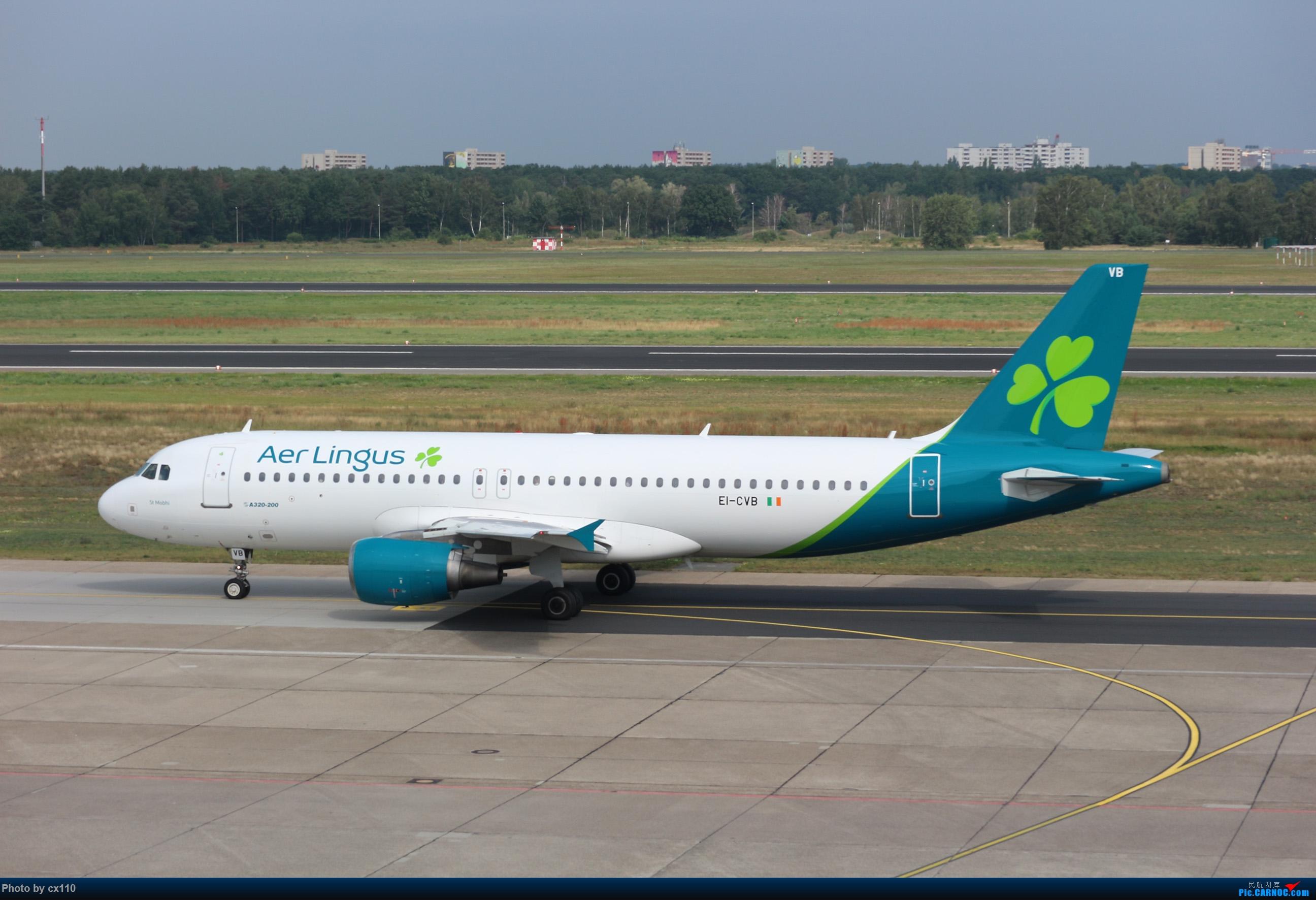 Re:[原创]欧洲机场拍机记-柏林/赫尔辛基/布拉格 AIRBUS A320-200 EI-CVB