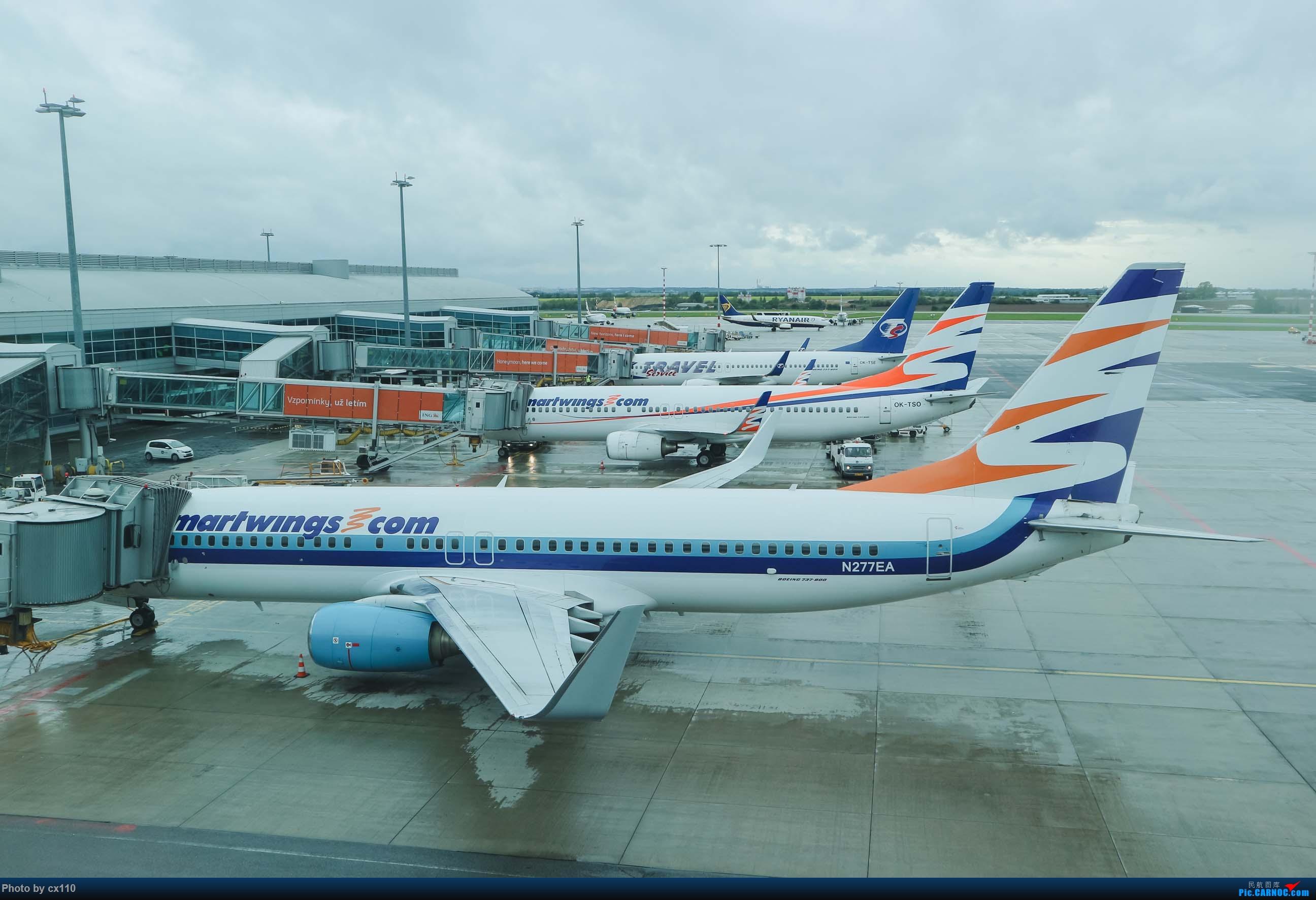 Re:[原创]欧洲机场拍机记-柏林/赫尔辛基/布拉格 BOEING 737-800 N277EA 捷克布拉格机场