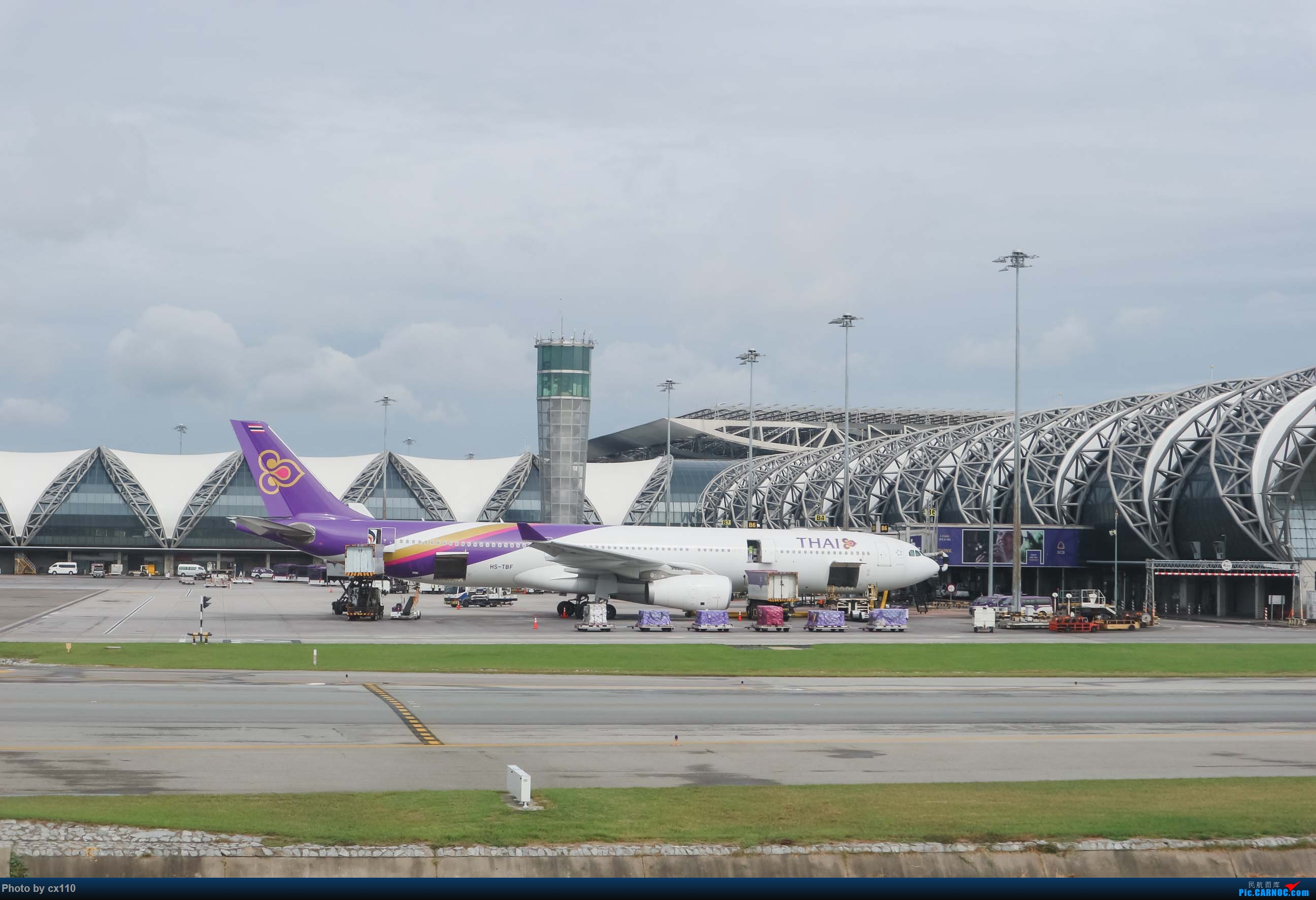 Re:[原创]欧洲机场拍机记-柏林/赫尔辛基/布拉格 AIRBUS A330-300 HS-TBF 泰国曼谷素万那普国际机场