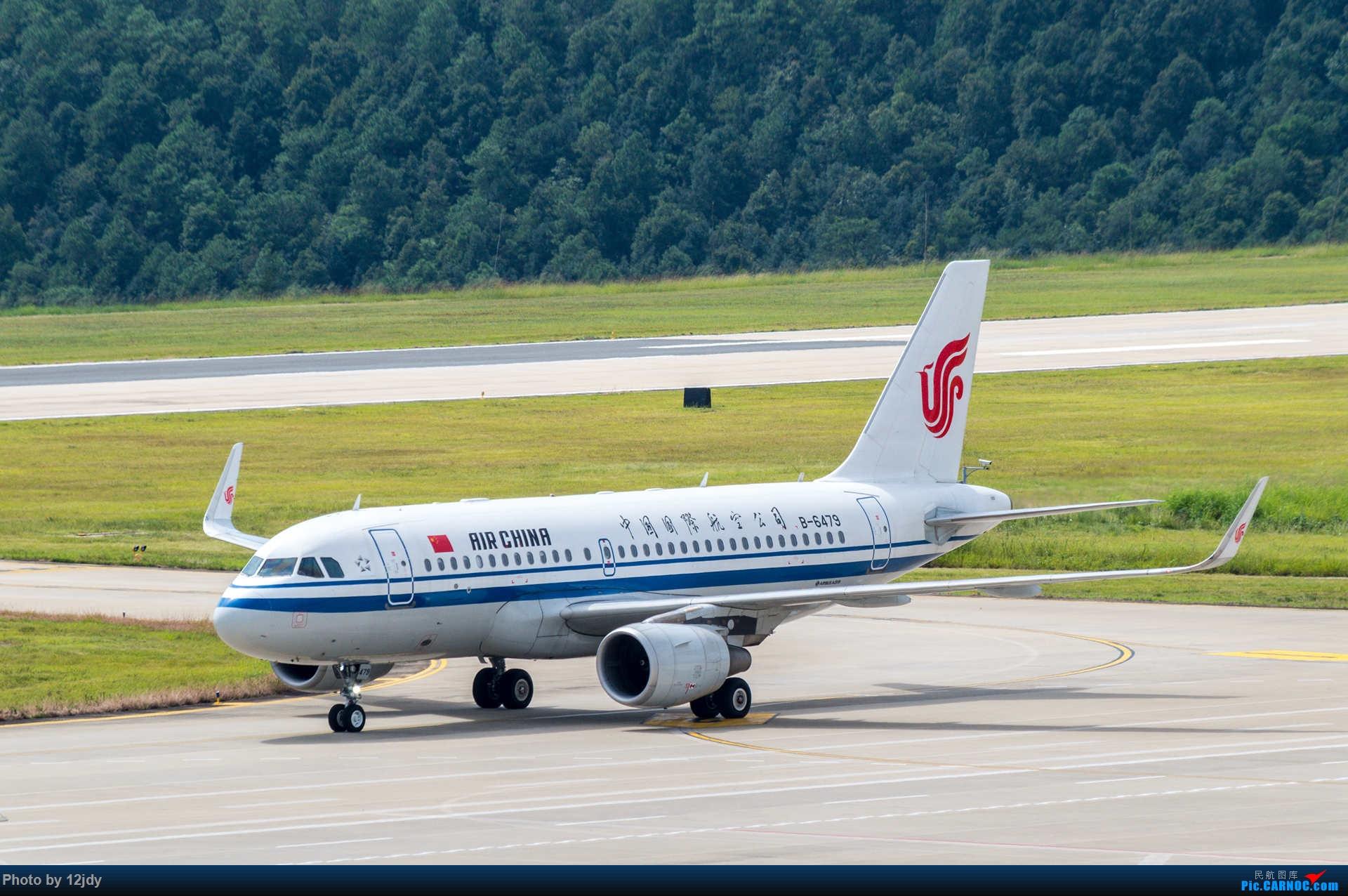 Re:[原创]山顶顶高头的PZI AIRBUS A319-100 B-6479 中国攀枝花保安营机场