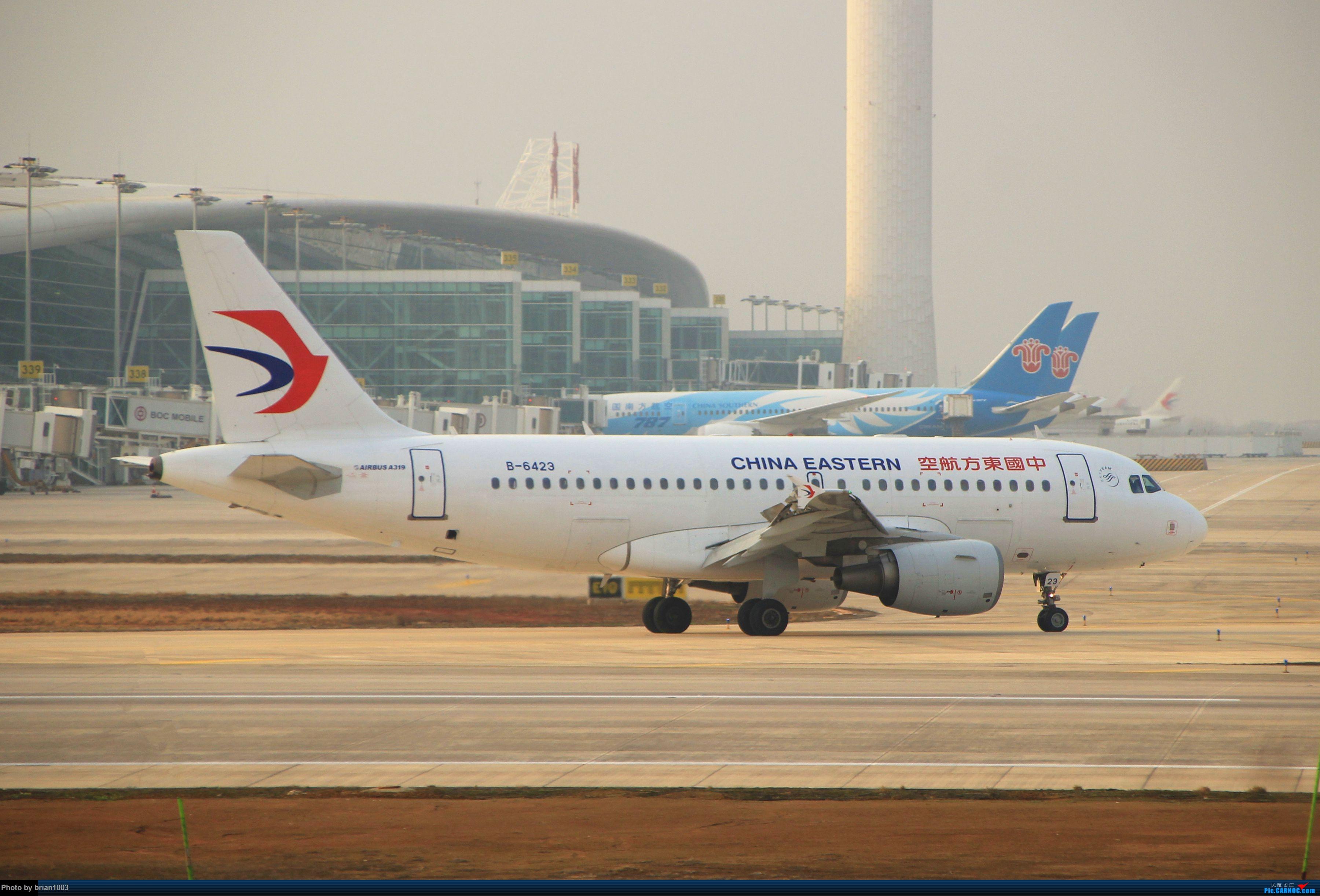 Re:[原创]WUH天河机场拍机之2019最后一拍 AIRBUS A319-100 B-6423 中国武汉天河国际机场