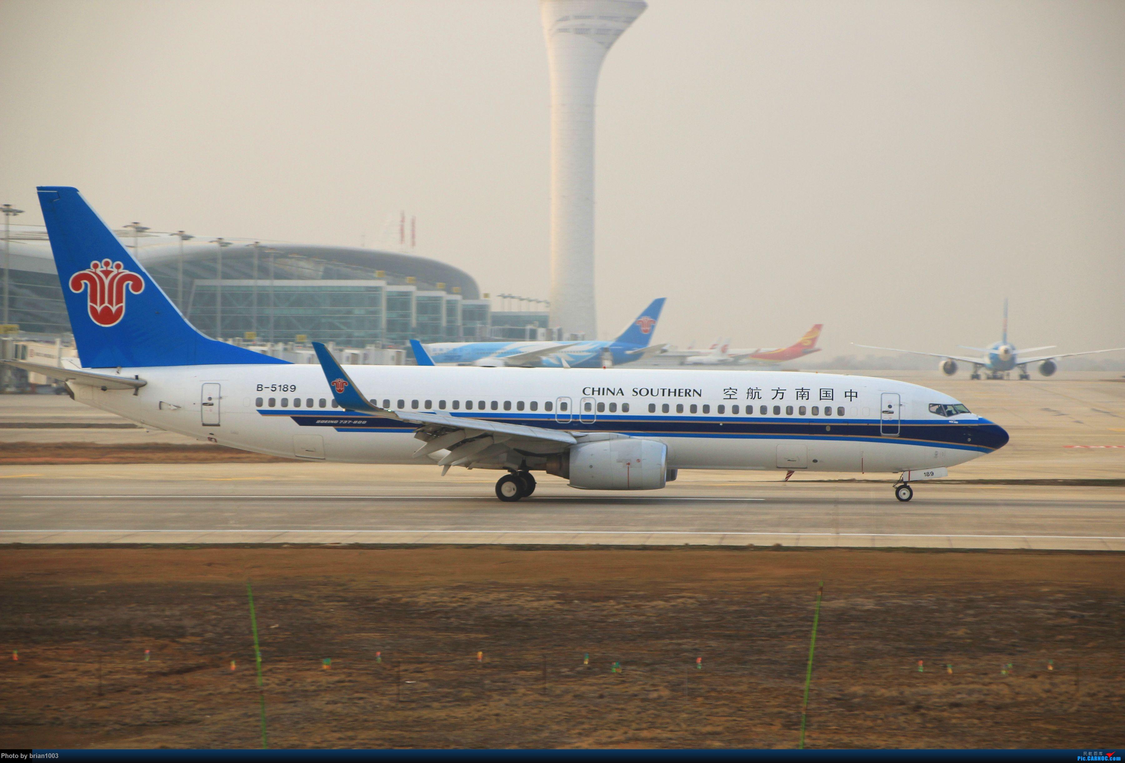 Re:[原创]WUH天河机场拍机之2019最后一拍 BOEING 737-800 B-5189 中国武汉天河国际机场