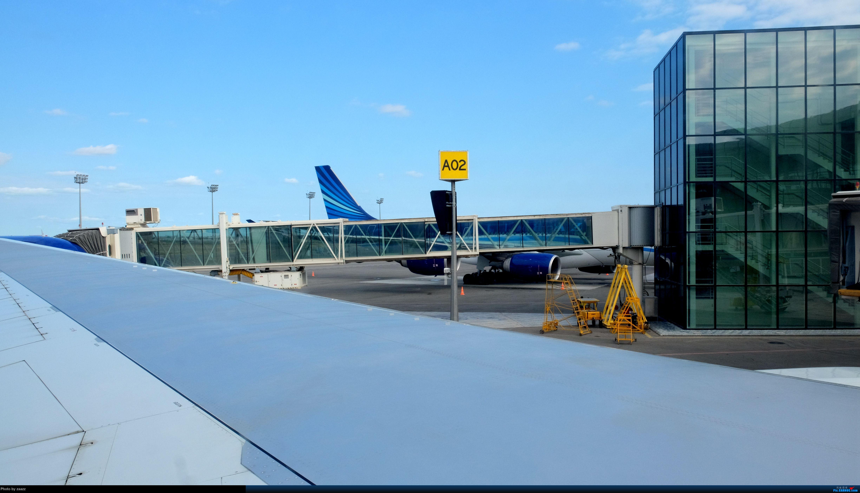 Re:[原创]老图新发2016年9月北京首都--巴库阿利耶夫--德黑兰霍梅尼    阿塞拜疆巴库盖达尔·阿利耶夫国际机场