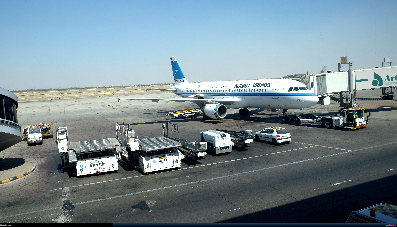 Re:[原创]老图新发2016年9月北京首都--巴库阿利耶夫--德黑兰霍梅尼 AIRBUS A320-200  伊朗伊玛目霍梅尼机场