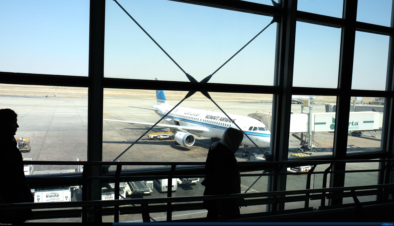 Re:[原创]老图新发2016年9月北京首都--巴库阿利耶夫--德黑兰霍梅尼 AIRBUS A320-200 9K-AKA 伊朗伊玛目霍梅尼机场
