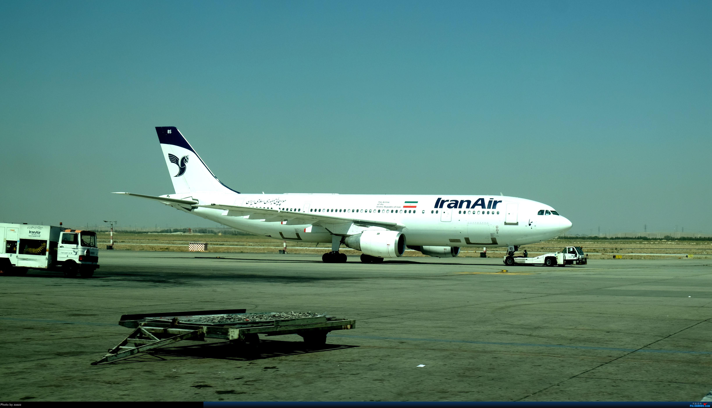 Re:[原创]老图新发2016年9月北京首都--巴库阿利耶夫--德黑兰霍梅尼   伊朗伊玛目霍梅尼机场