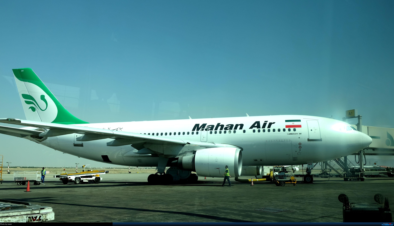 Re:老图新发2016年9月北京首都--巴库阿利耶夫--德黑兰霍梅尼 AIRBUS A310-300  伊朗伊玛目霍梅尼机场