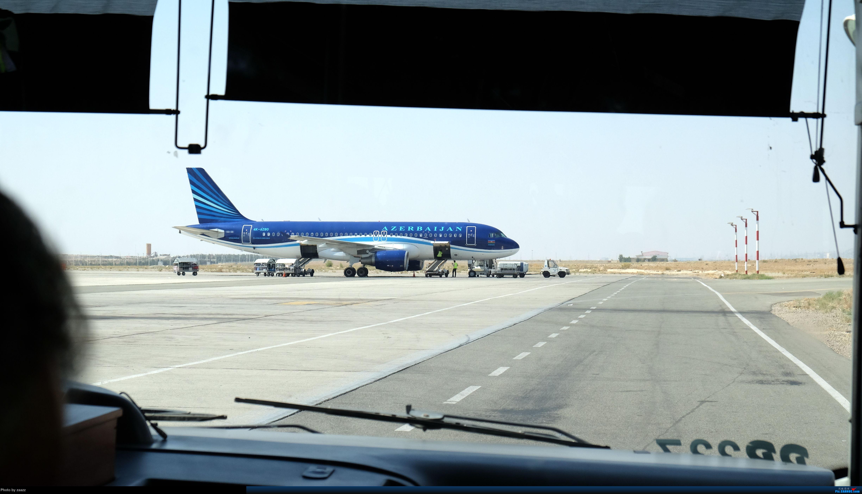 Re:老图新发2016年9月北京首都--巴库阿利耶夫--德黑兰霍梅尼 AIRBUS A320-200 4K-AZ80 伊朗伊玛目霍梅尼机场