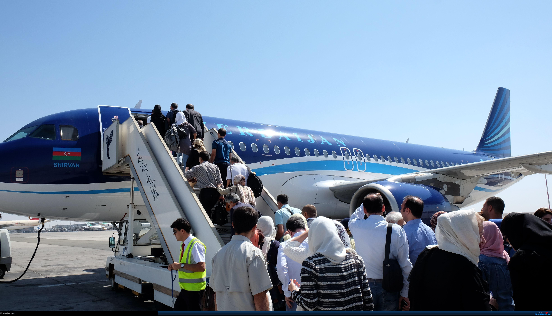 Re:[原创]老图新发2016年9月北京首都--巴库阿利耶夫--德黑兰霍梅尼 AIRBUS A320-200 4K-AZ80 伊朗伊玛目霍梅尼机场