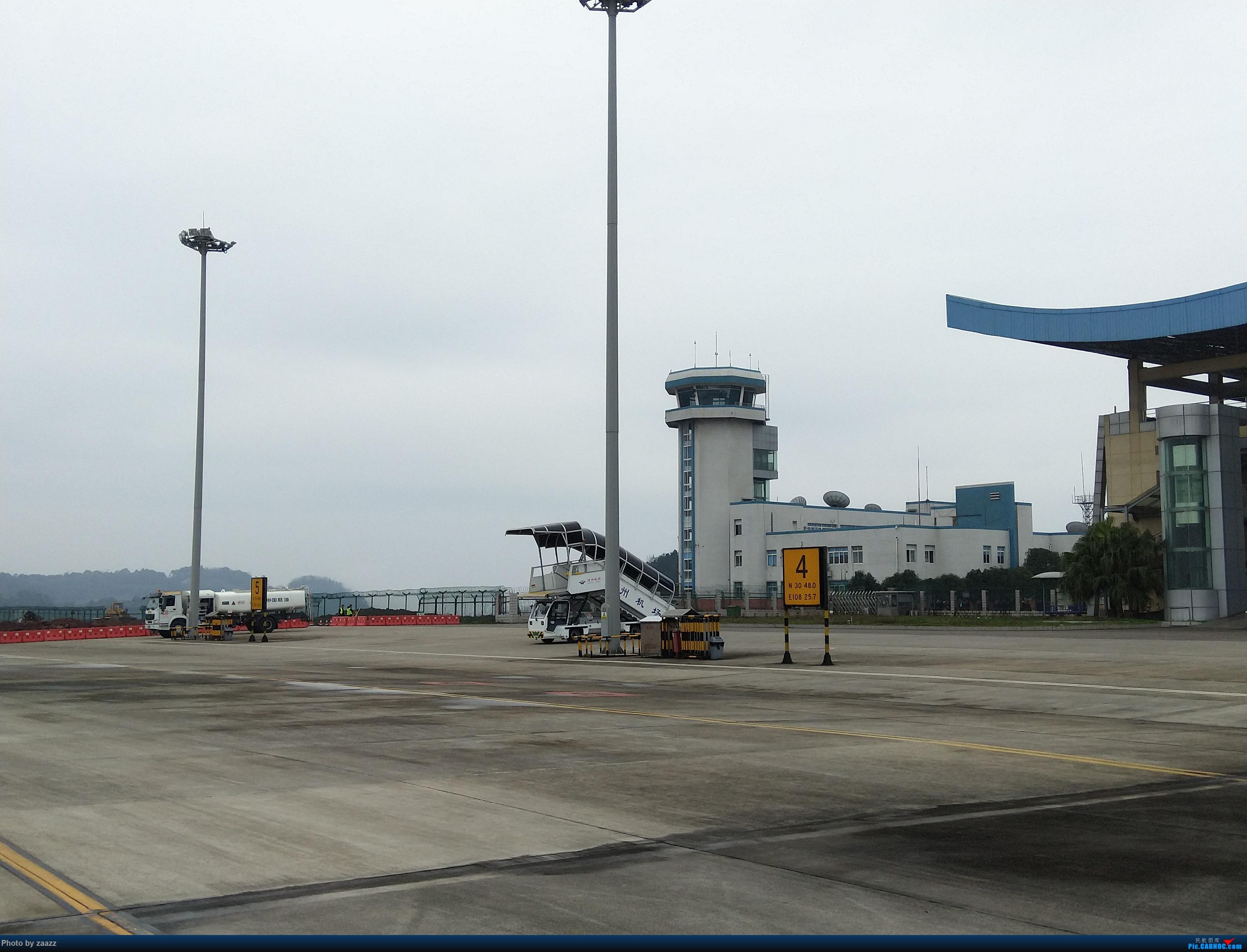 Re:多彩贵州航空GY7121万州WXN--天津TSN    中国万州五桥机场