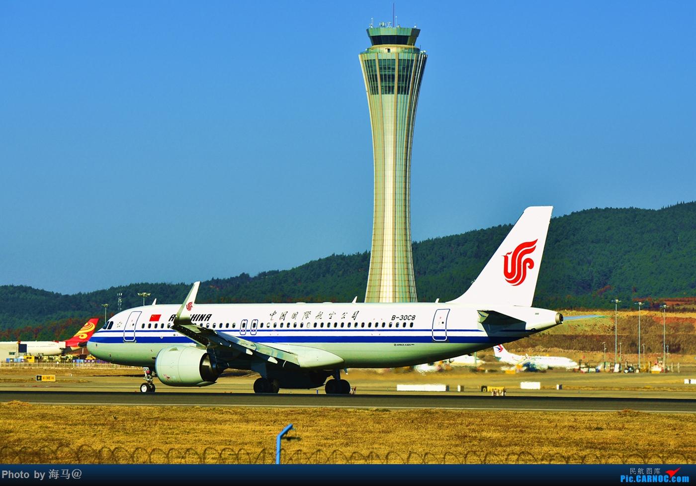 Re:[原创]长水东跑道外土坡拍机   中国昆明长水国际机场 中国昆明长水国际机场