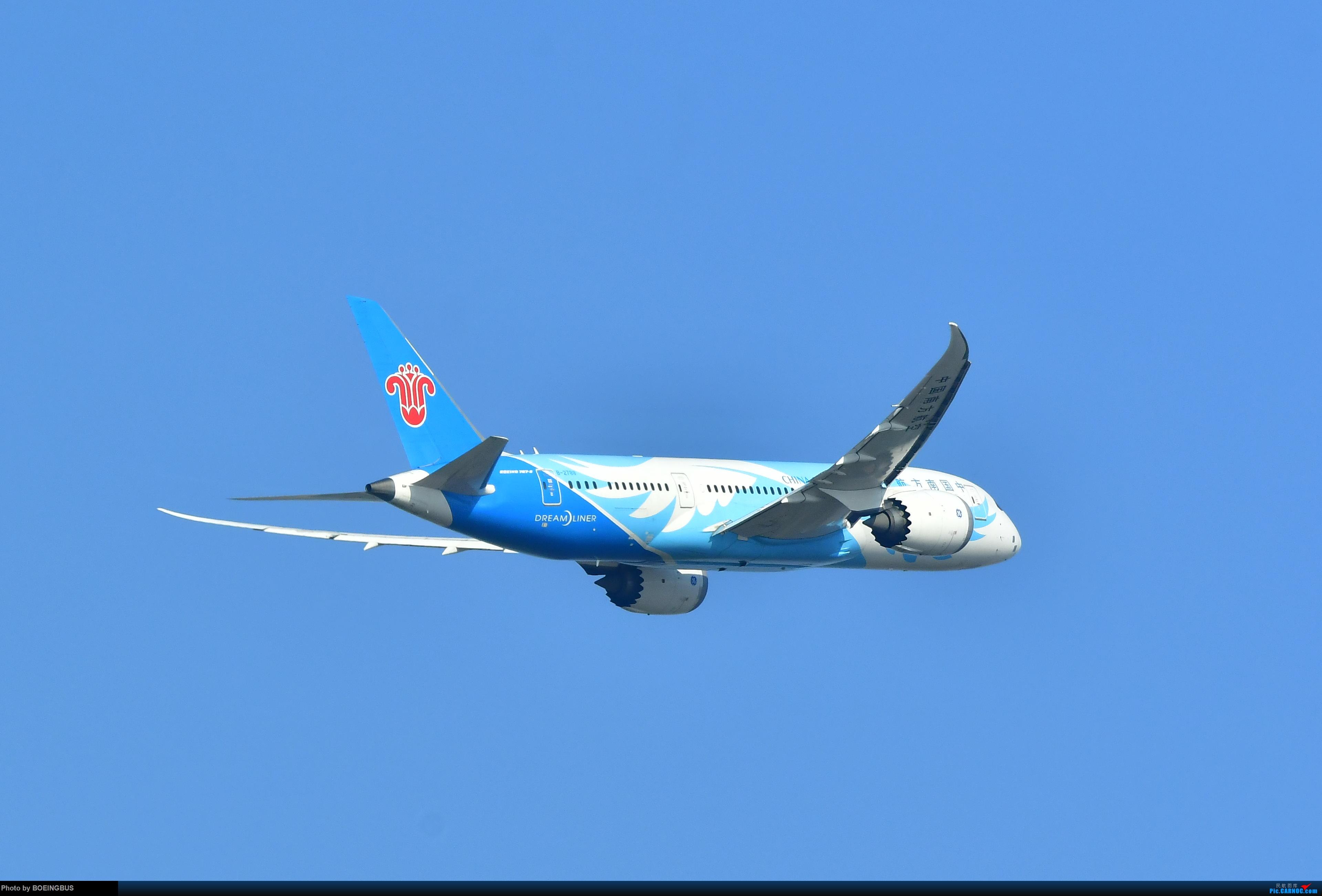Re:祝各位飞友新年快乐! BOEING 787-8 B-2788 中国广州白云国际机场