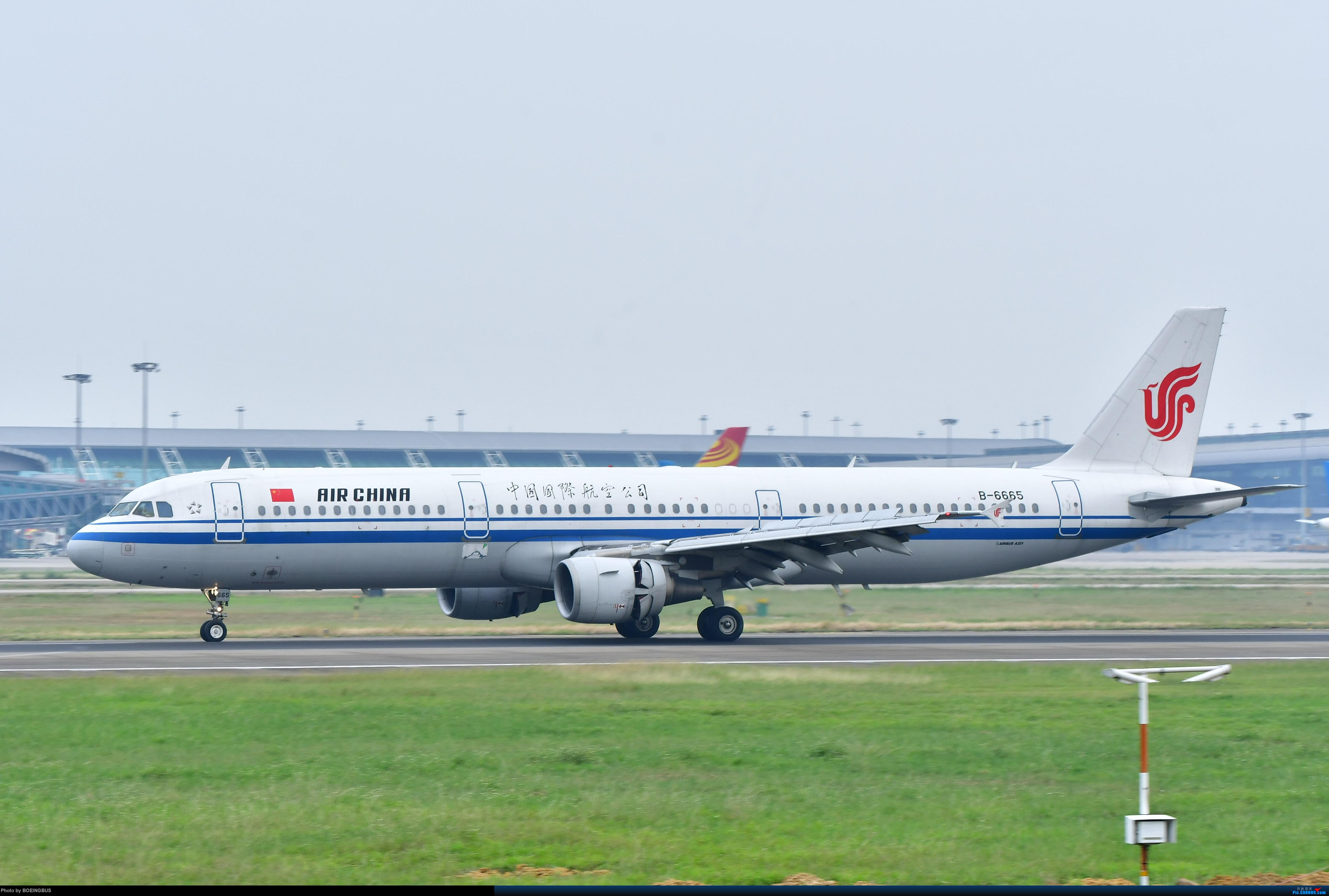 Re:[原创]祝各位飞友新年快乐! AIRBUS A321-200 B-6665 中国广州白云国际机场