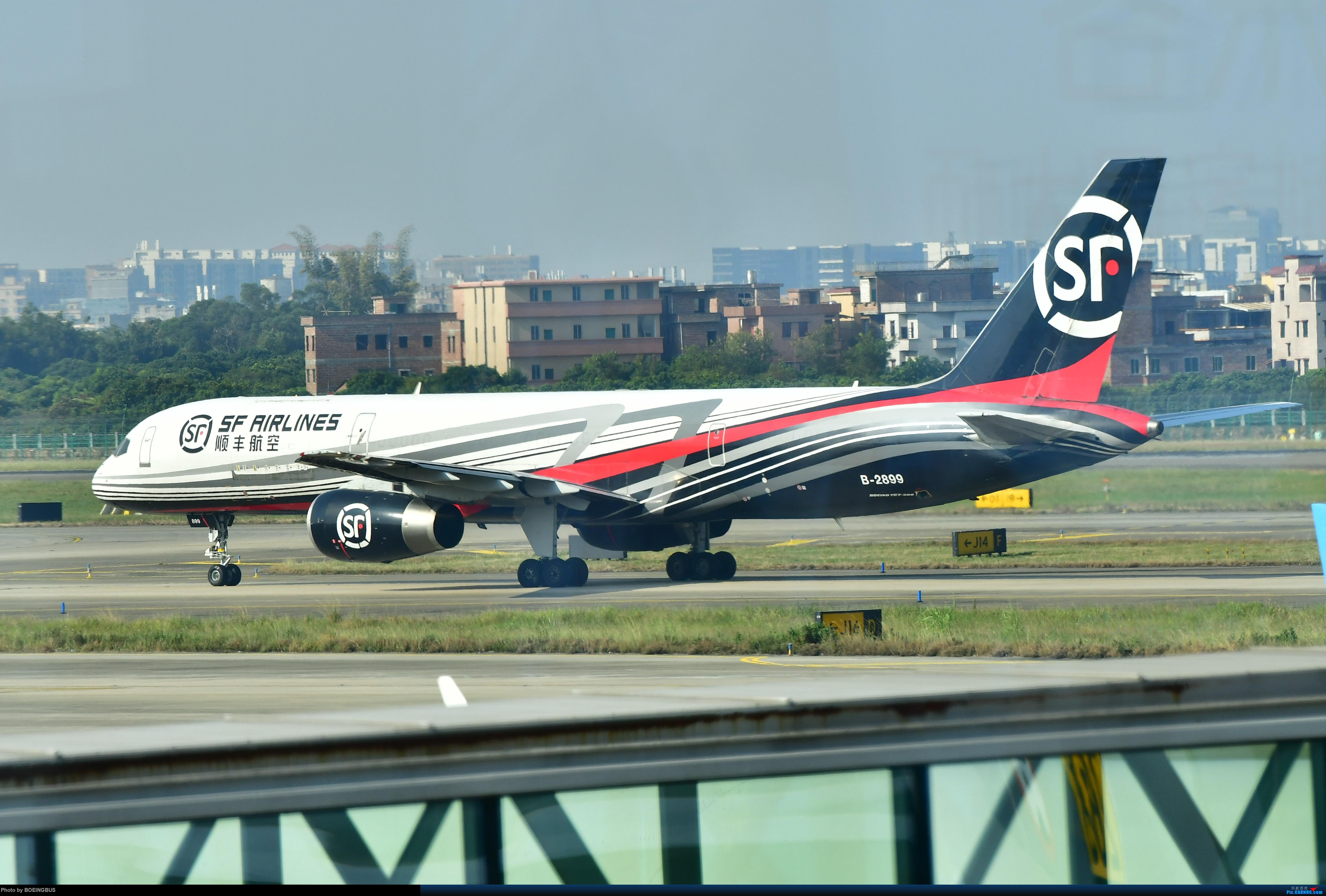 [原创]一批拙作,祝CARNOC的飞友们鼠年大吉! BOEING 757-200 B-2899 中国广州白云国际机场