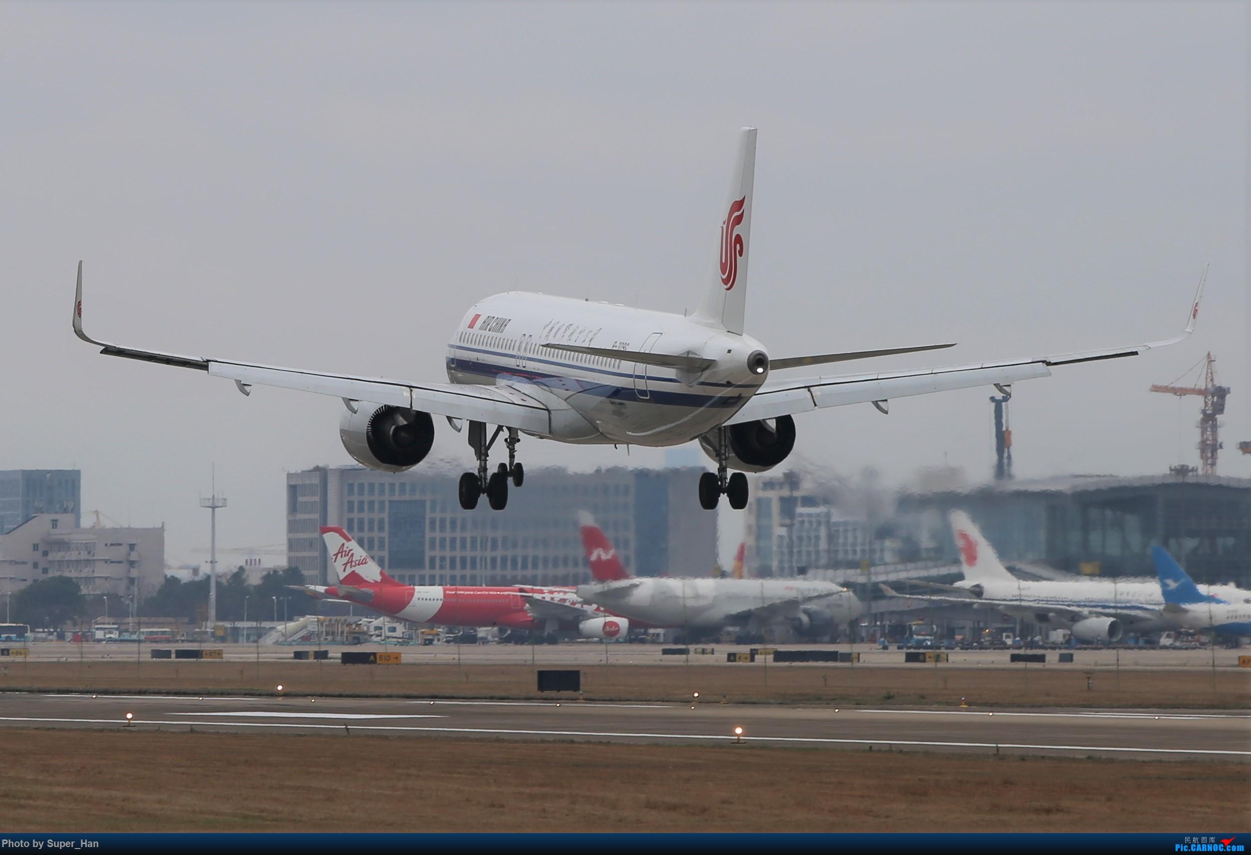 Re:[原创]【杭州飞友会】大雨过后 AIRBUS A320NEO B-309G 中国杭州萧山国际机场