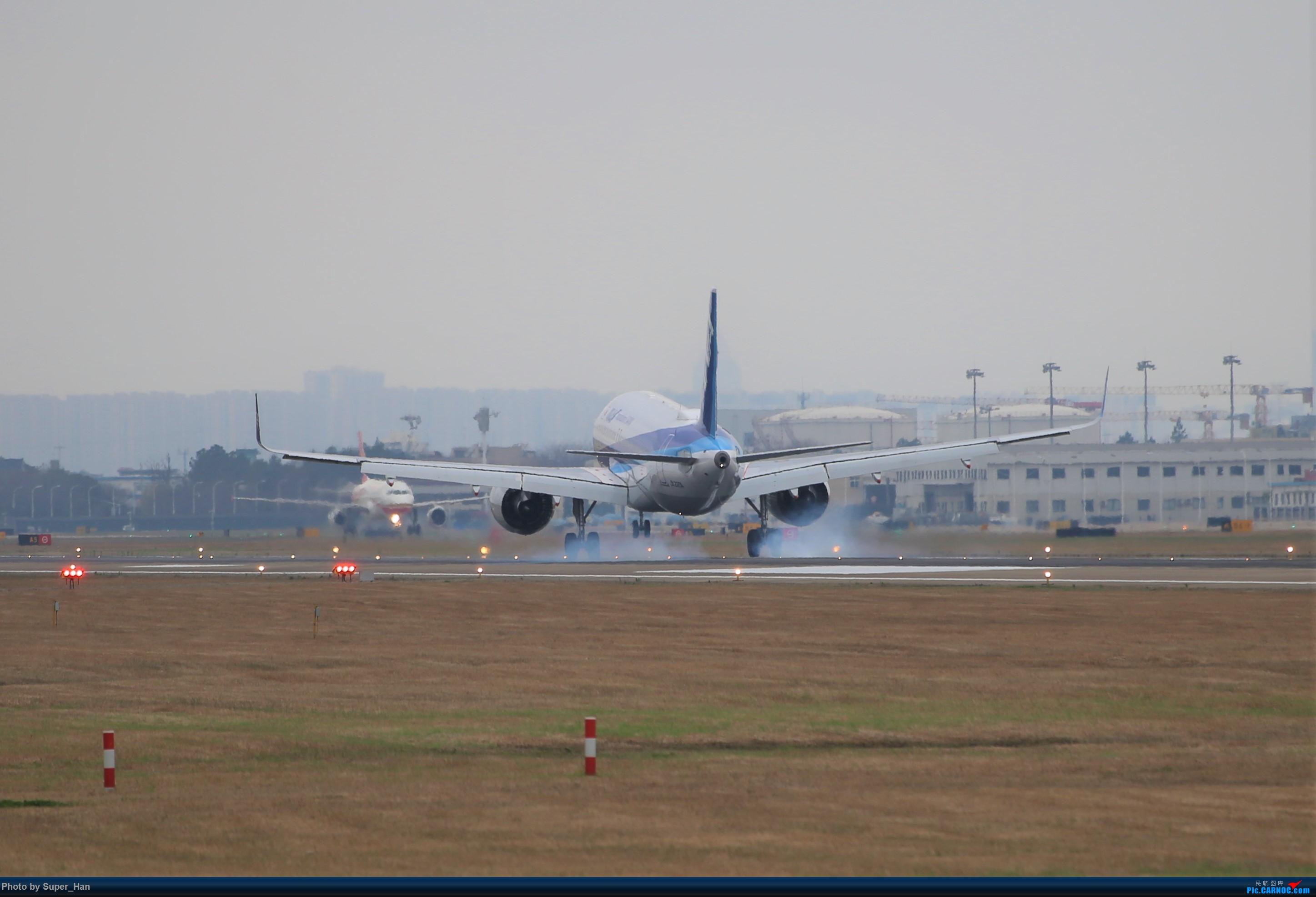 Re:[原创]【杭州飞友会】大雨过后 AIRBUS A320NEO JA220A 中国杭州萧山国际机场