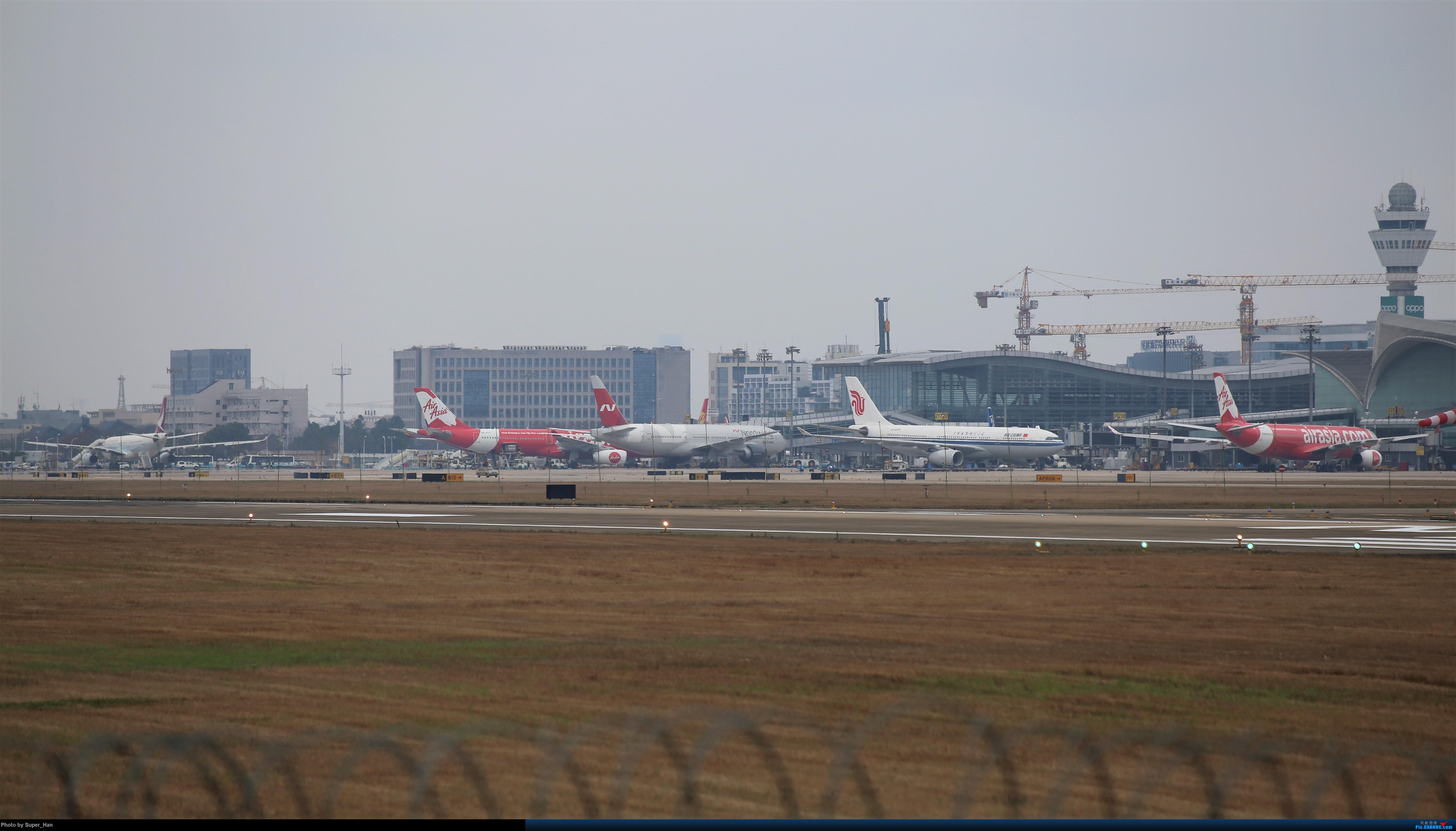 Re:[原创]【杭州飞友会】大雨过后 BOEING 777-200ER VB-BJG 中国杭州萧山国际机场