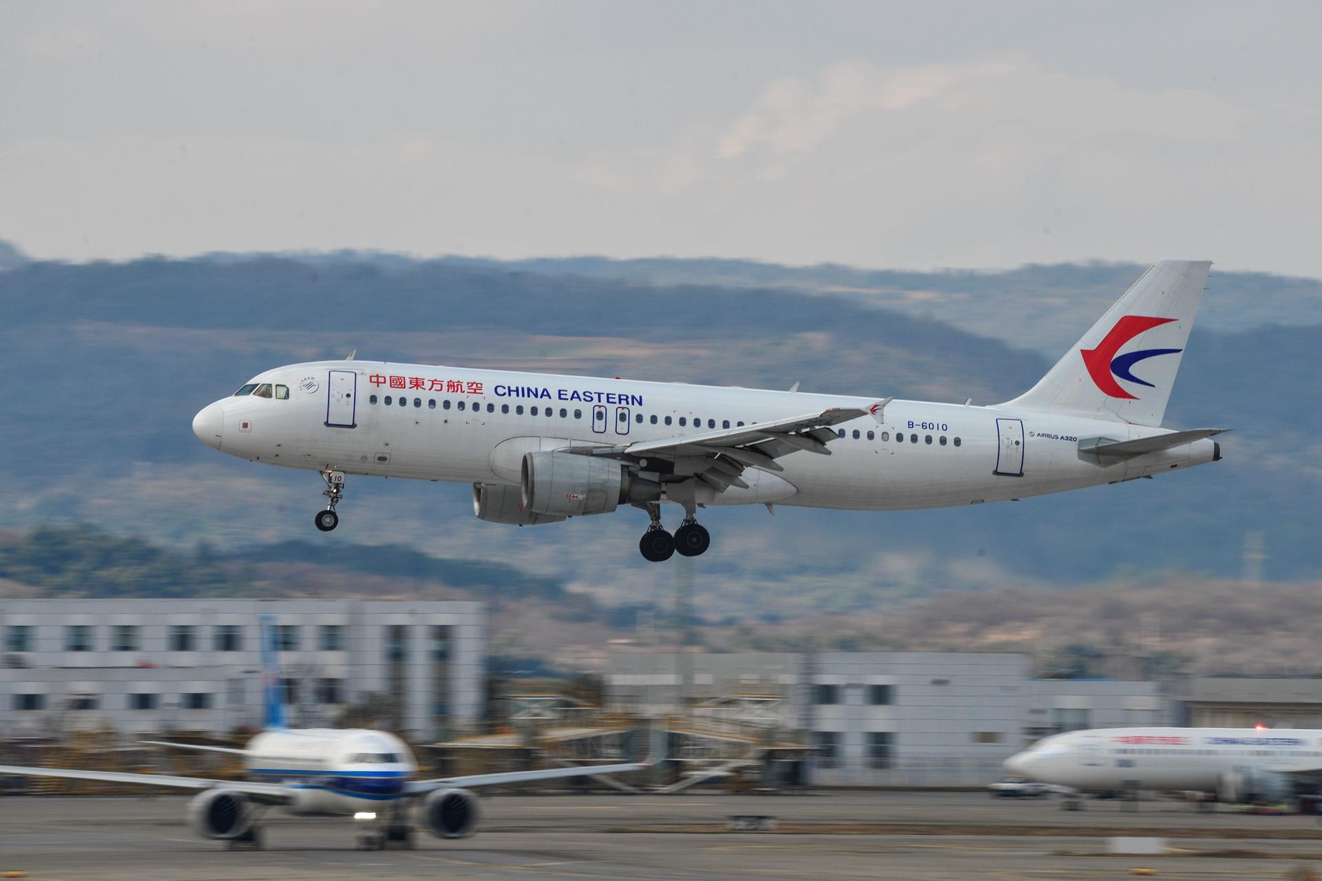 Re:[原创]2020冒泡贴 KMG的日常 AIRBUS A320-200 B-6010 中国昆明长水国际机场